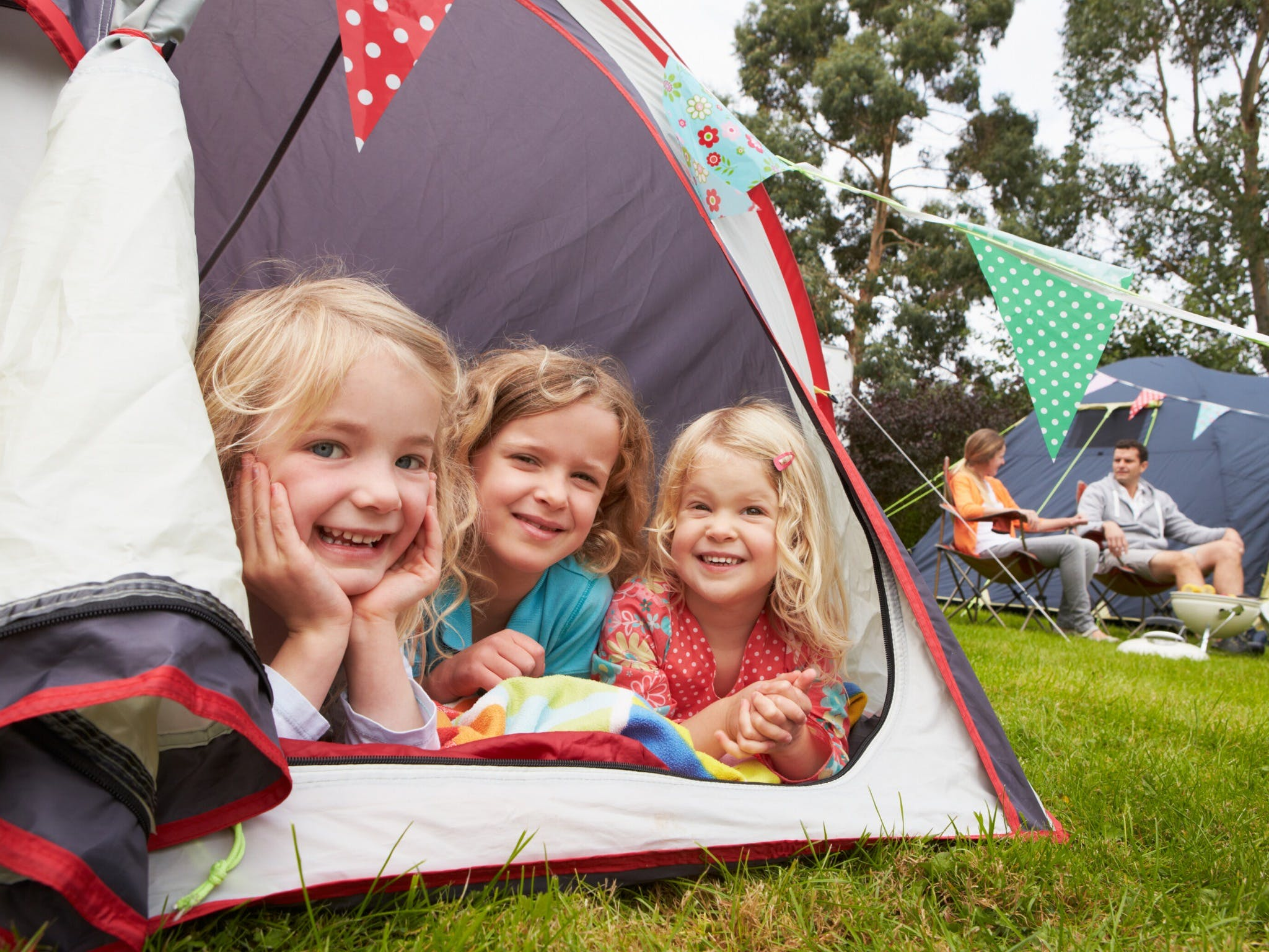Camp Out In Town - Palm Beach Accommodation