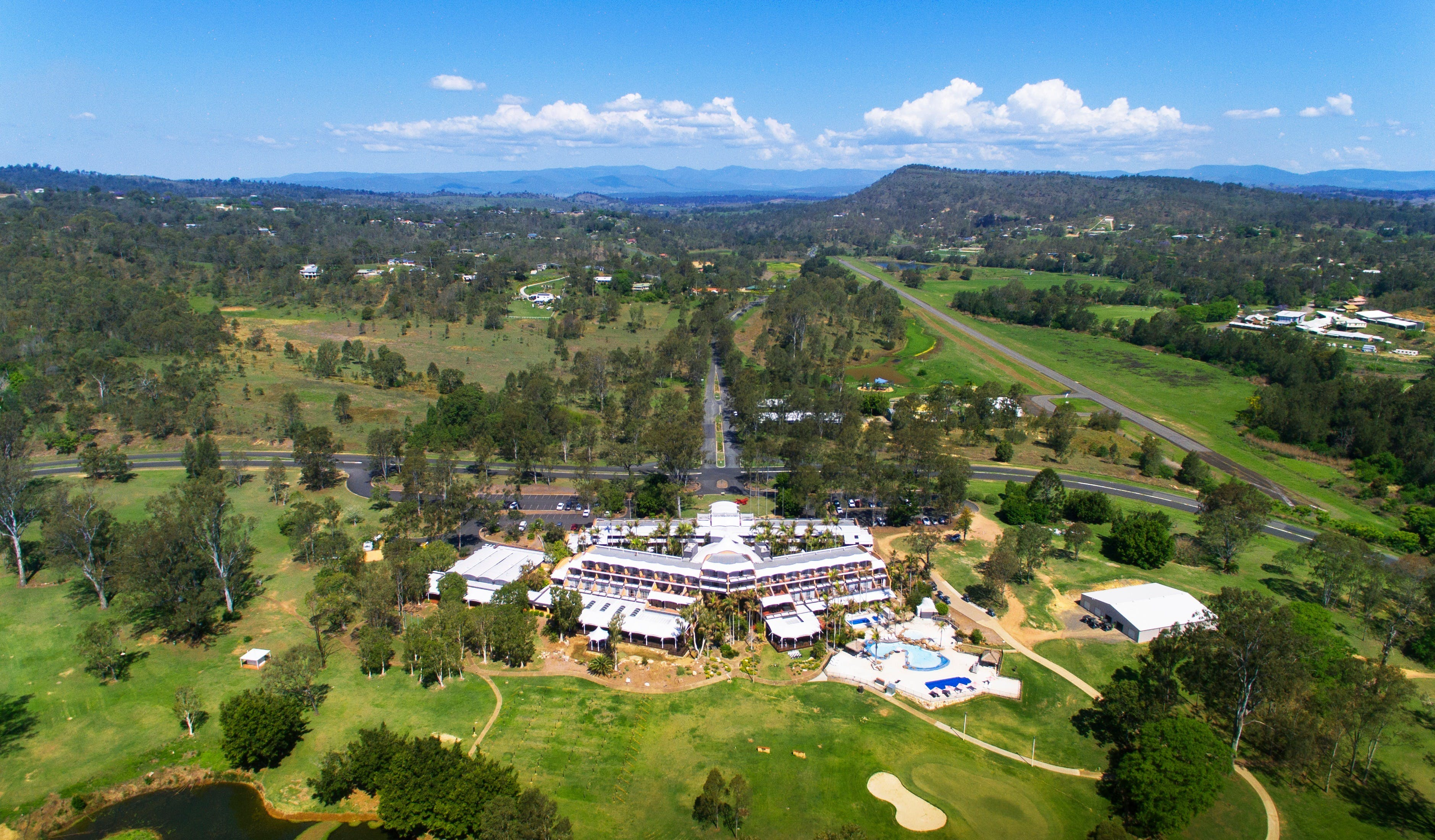 Christmas In July at The Kooralbyn ValleyResort - Palm Beach Accommodation