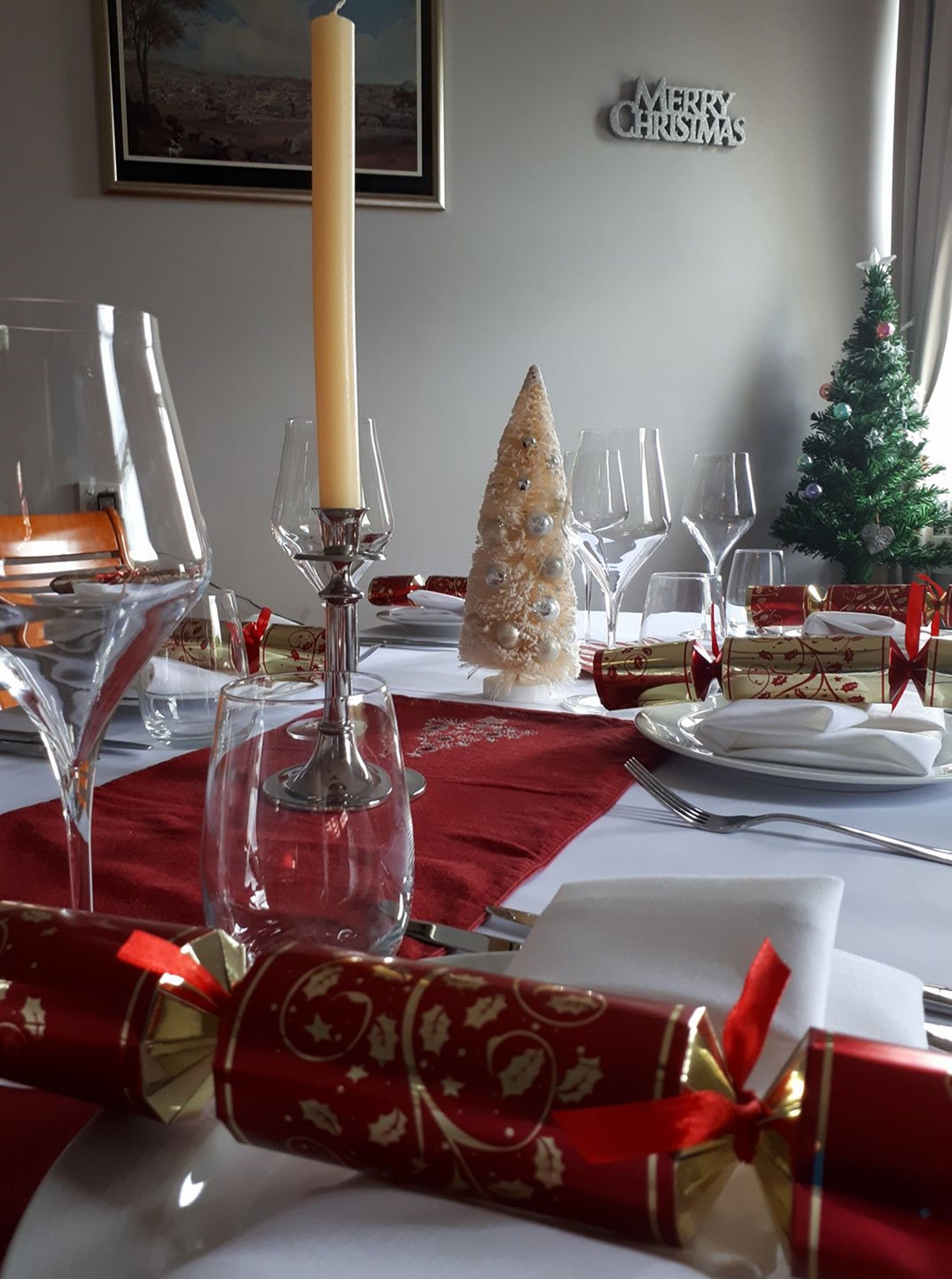 Christmas Day Lunch - Palm Beach Accommodation