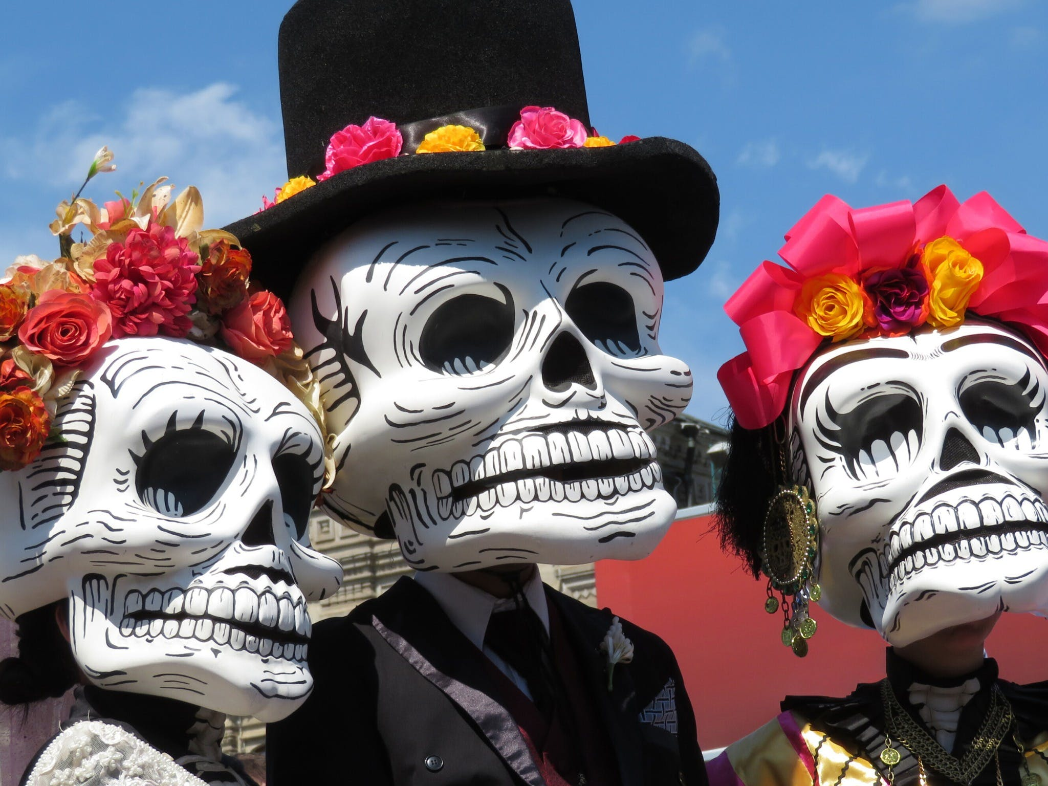 Da de los Muertos Fiesta - Palm Beach Accommodation