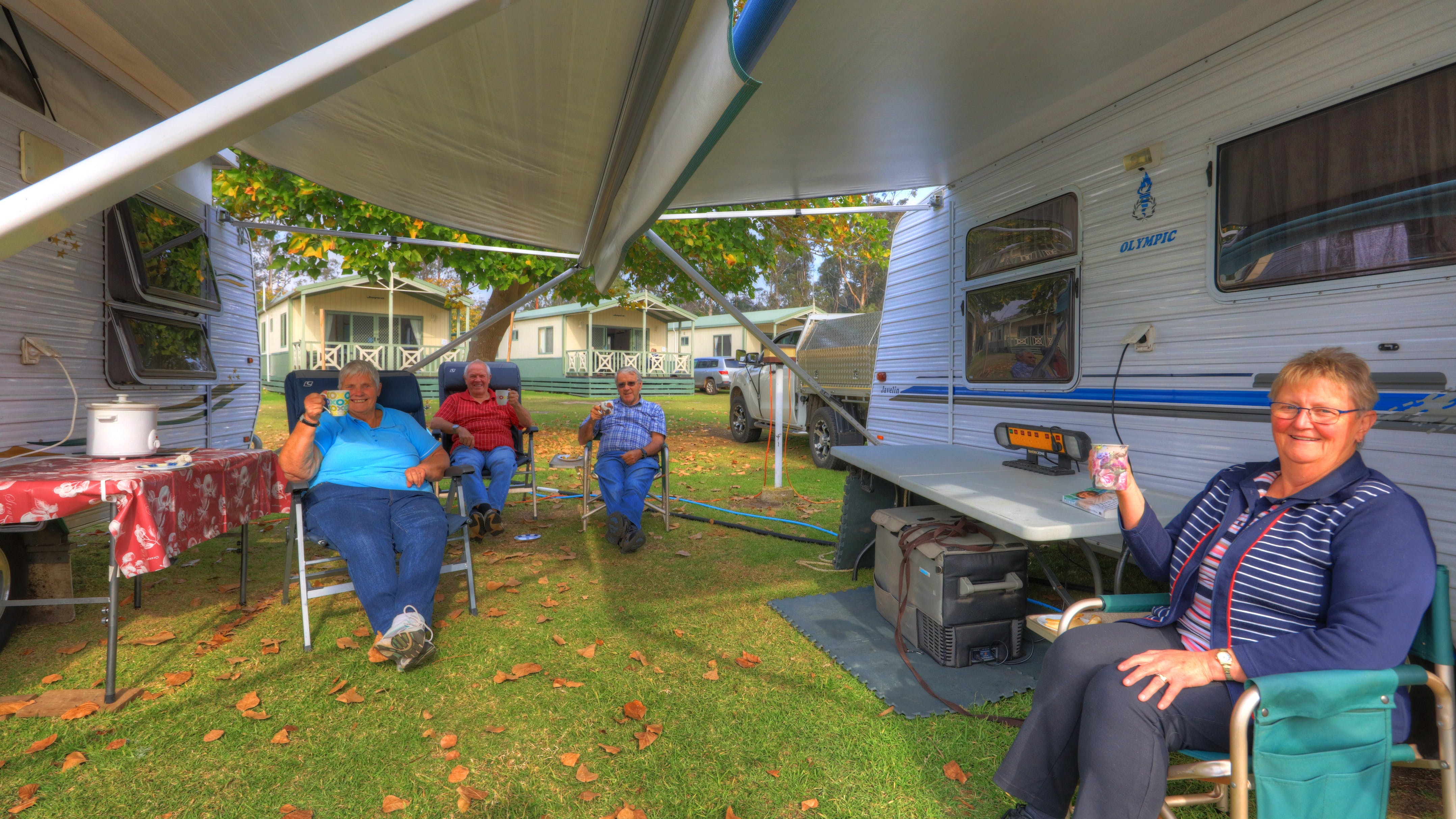 Eden Caravan Muster - Palm Beach Accommodation
