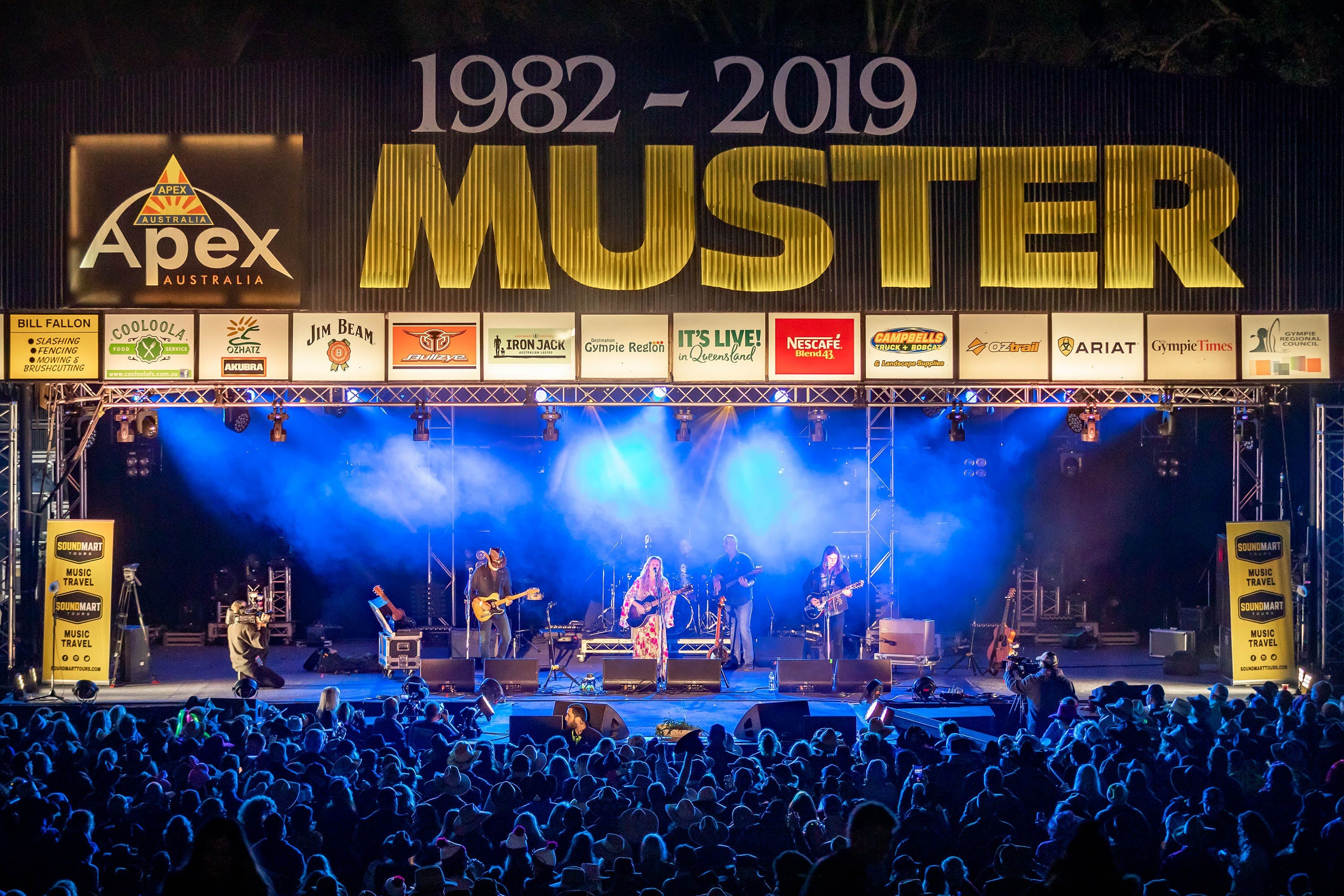 Gympie Music Muster - Palm Beach Accommodation