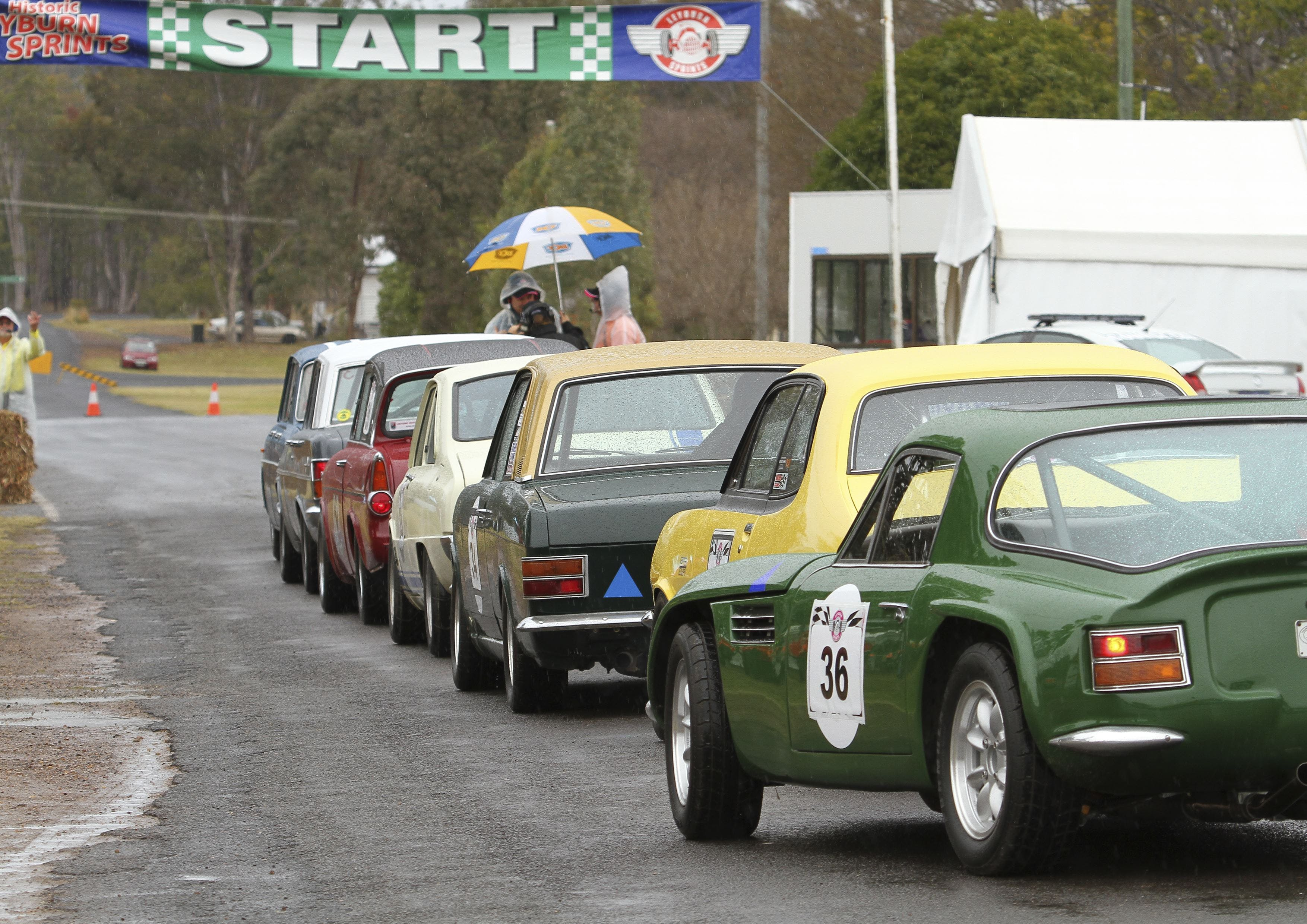 Historic Leyburn Sprints - Palm Beach Accommodation