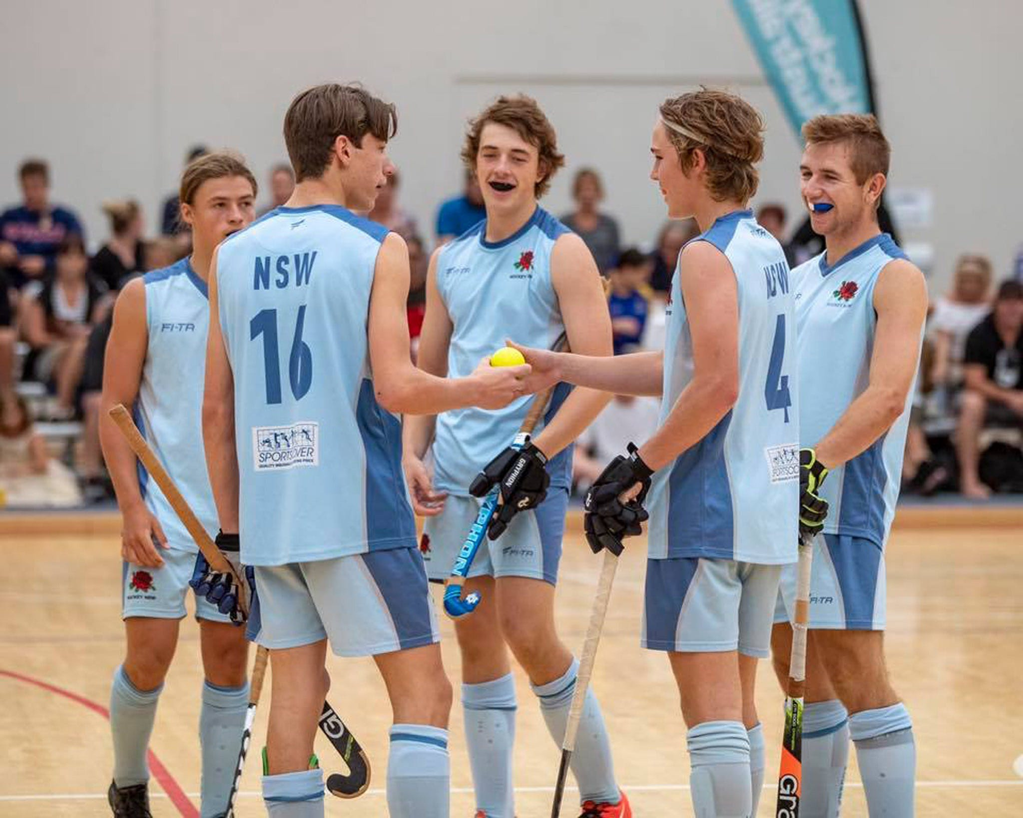 Hockey NSW Indoor State Championship  Open Men - Palm Beach Accommodation