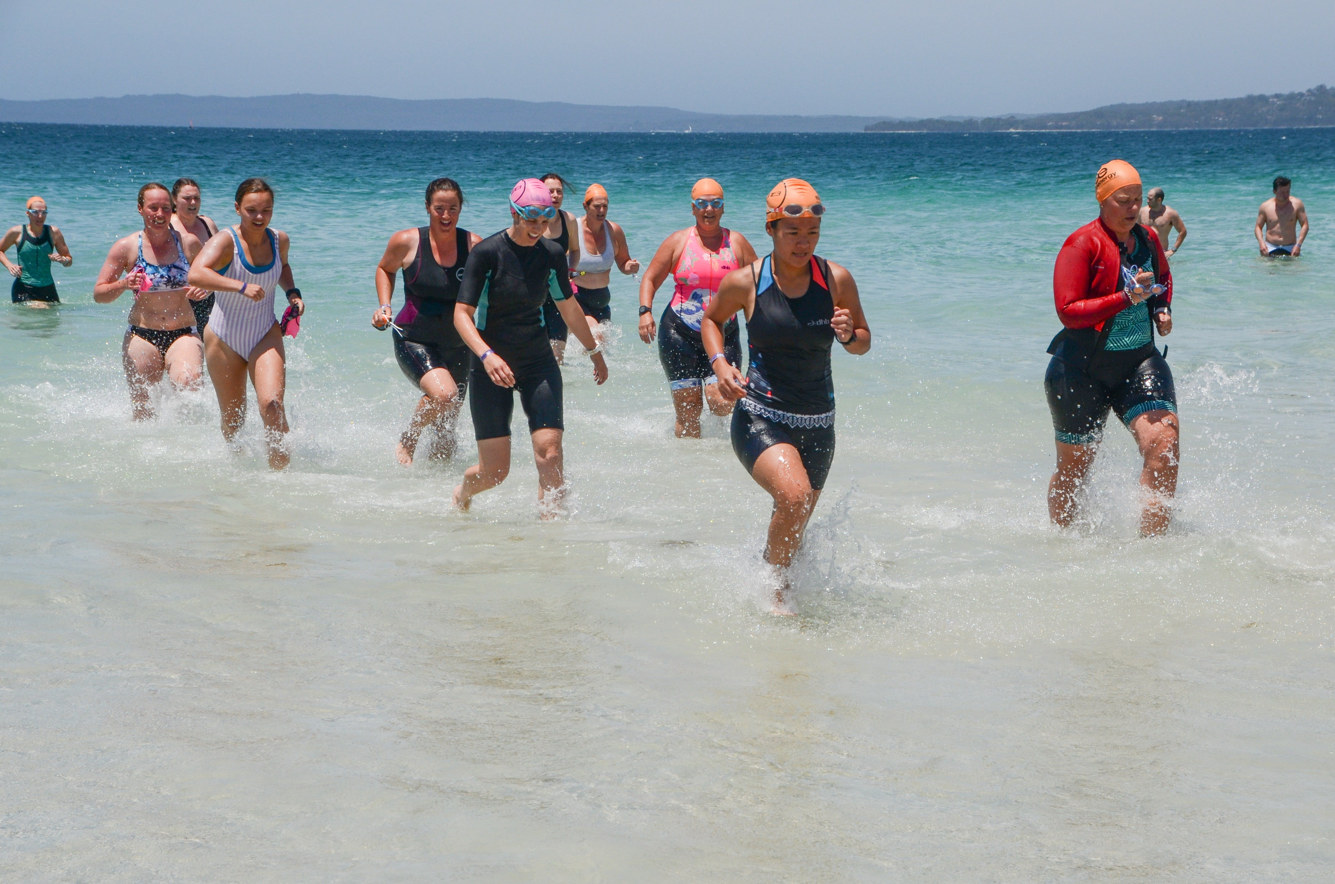 IGA Callala Triathlon Festival - Palm Beach Accommodation