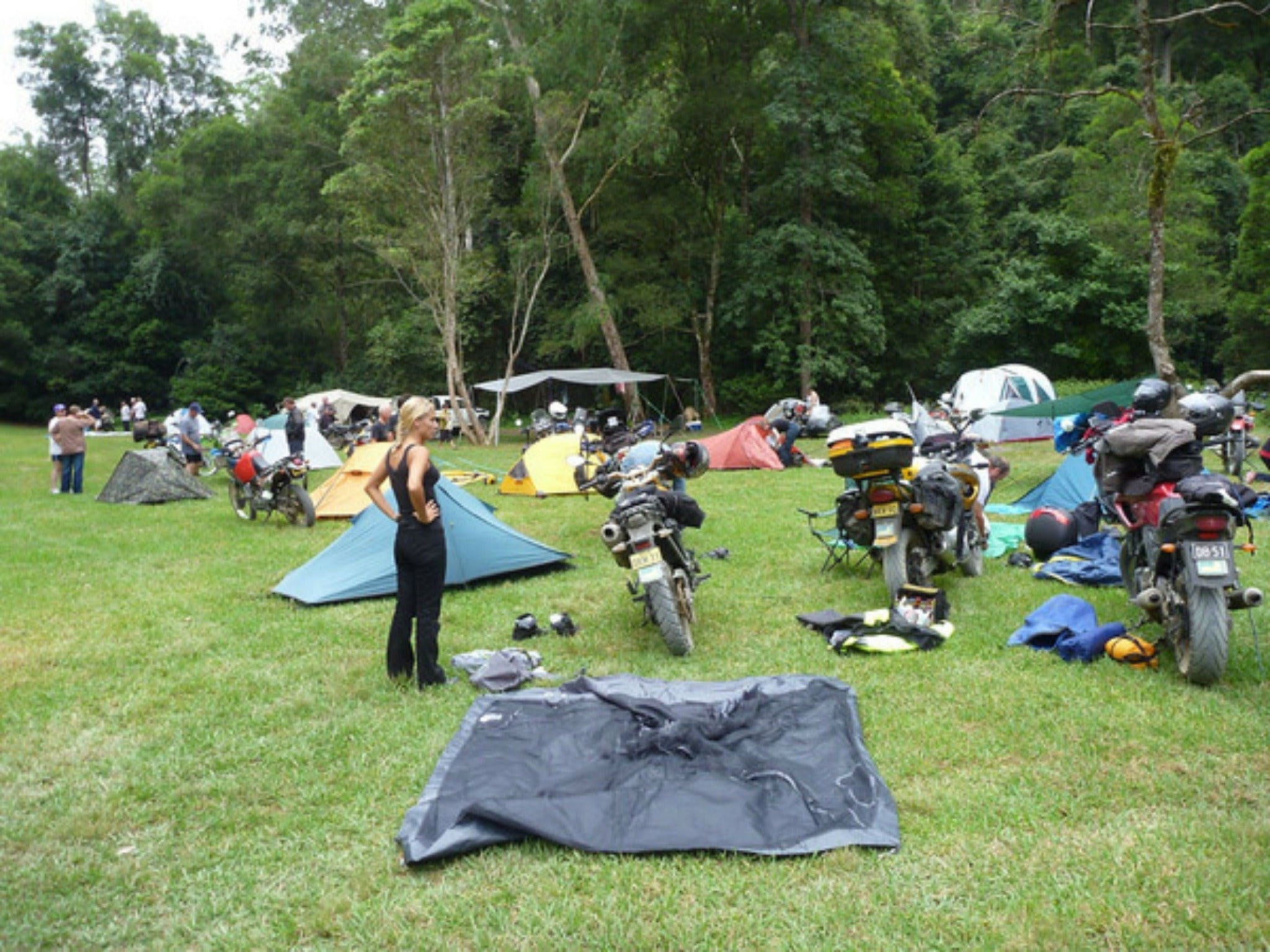 Karuah River Motorcycle Rally - Palm Beach Accommodation
