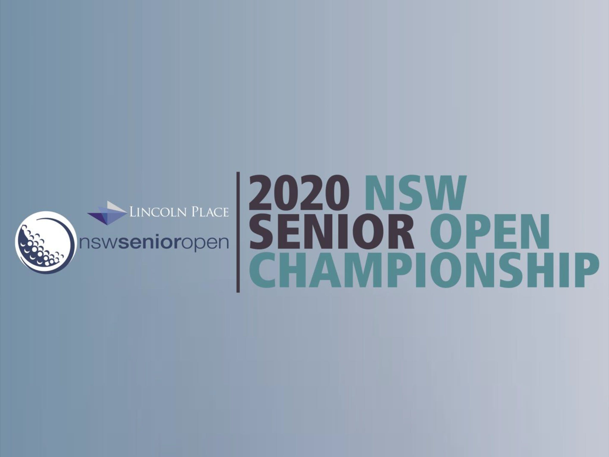 Men's NSW Senior Open - Palm Beach Accommodation