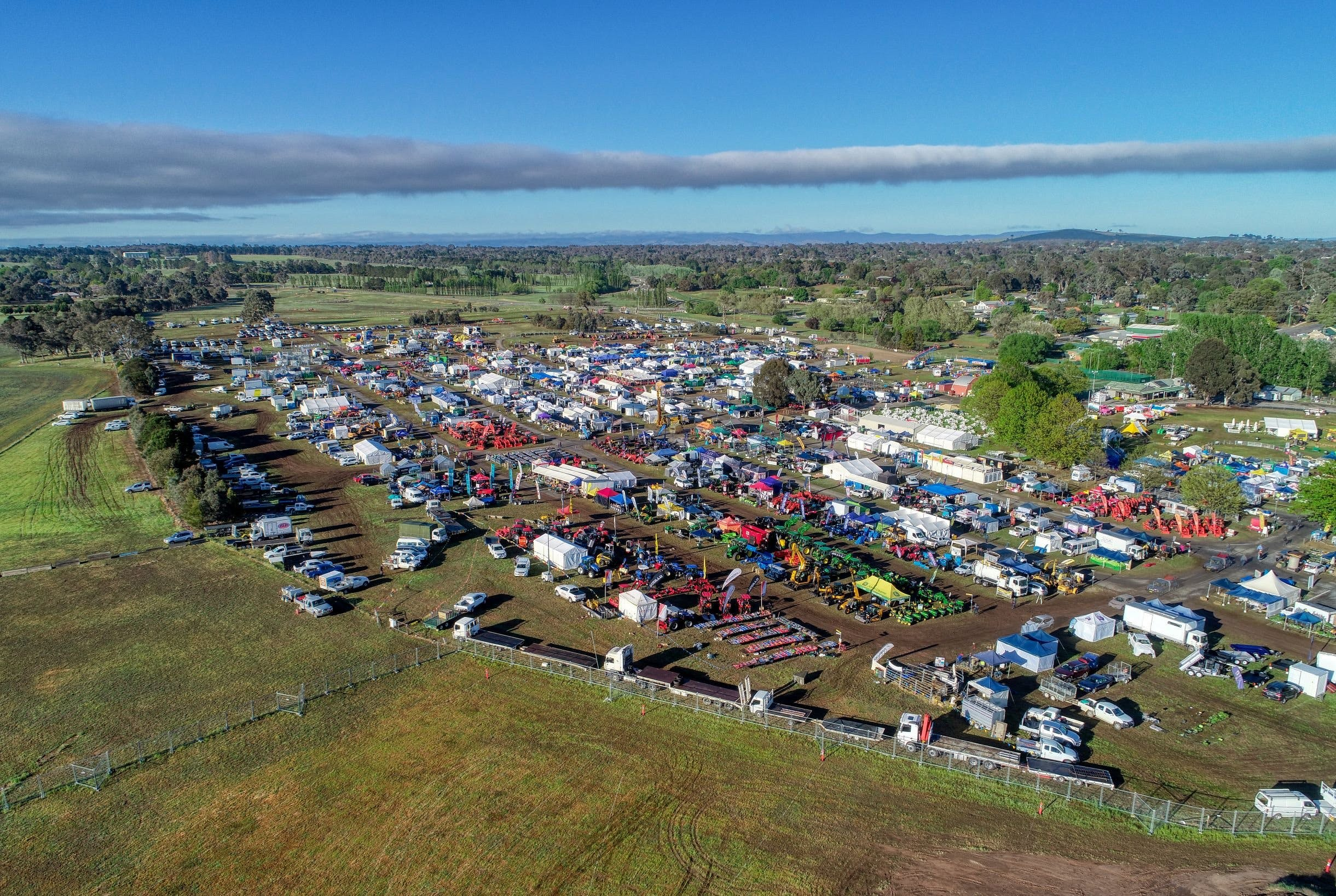 Murrumbateman Field Days - Palm Beach Accommodation