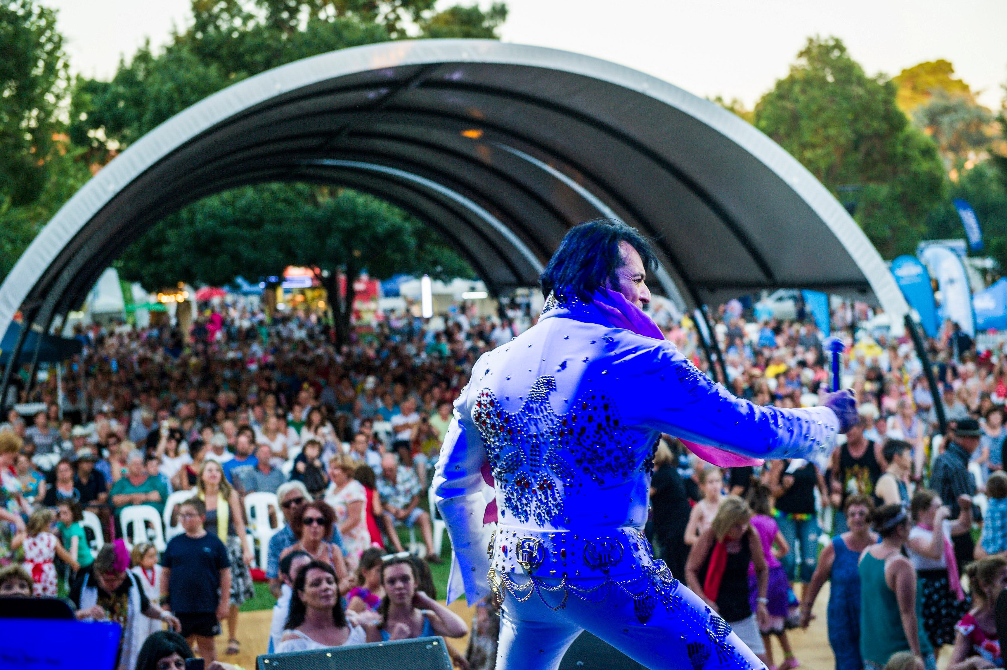 Parkes Elvis Festival - Palm Beach Accommodation