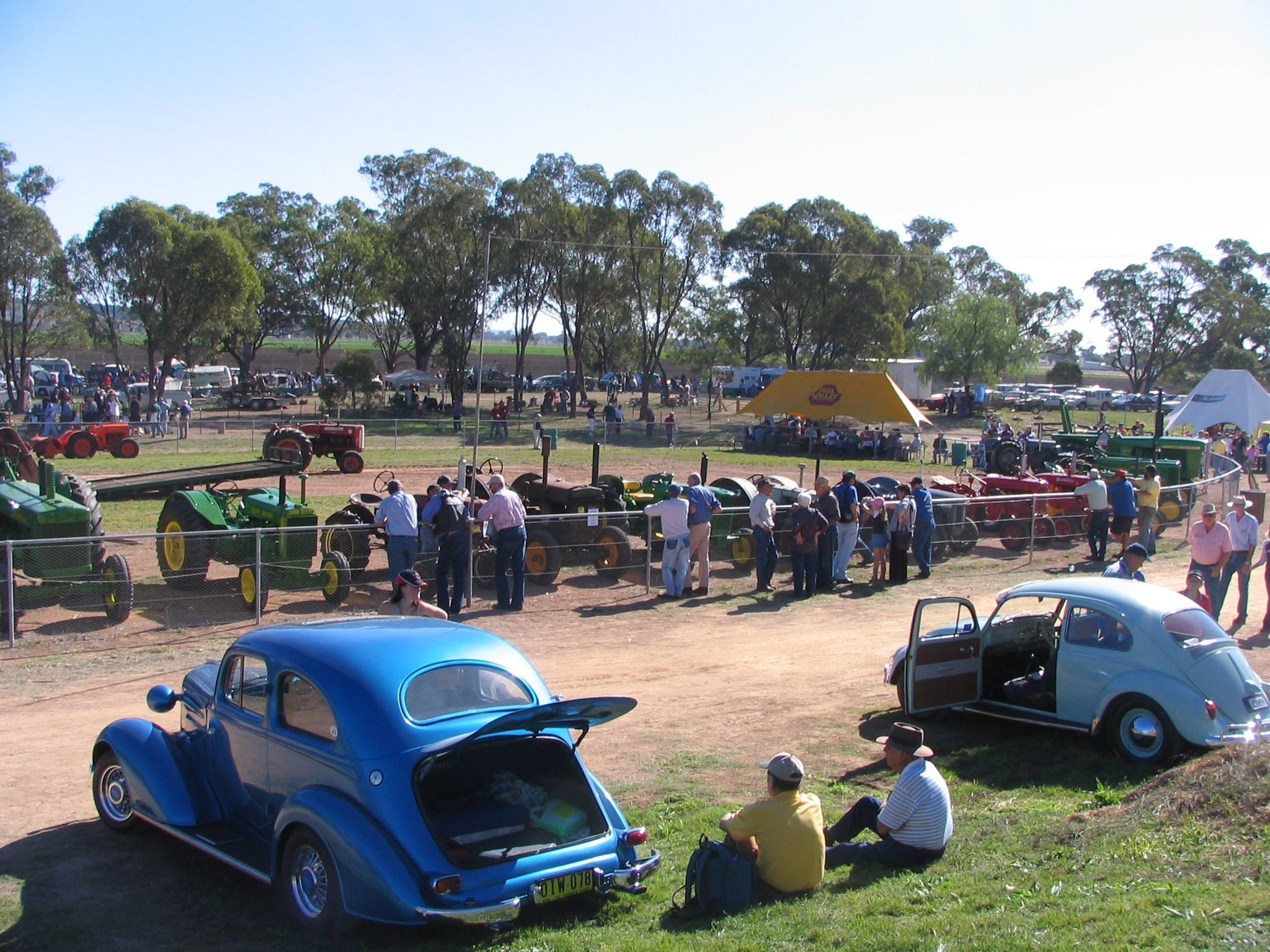 Quirindi Rural Heritage Village - Vintage Machinery and Miniature Railway Rally and Swap Meet - Palm Beach Accommodation