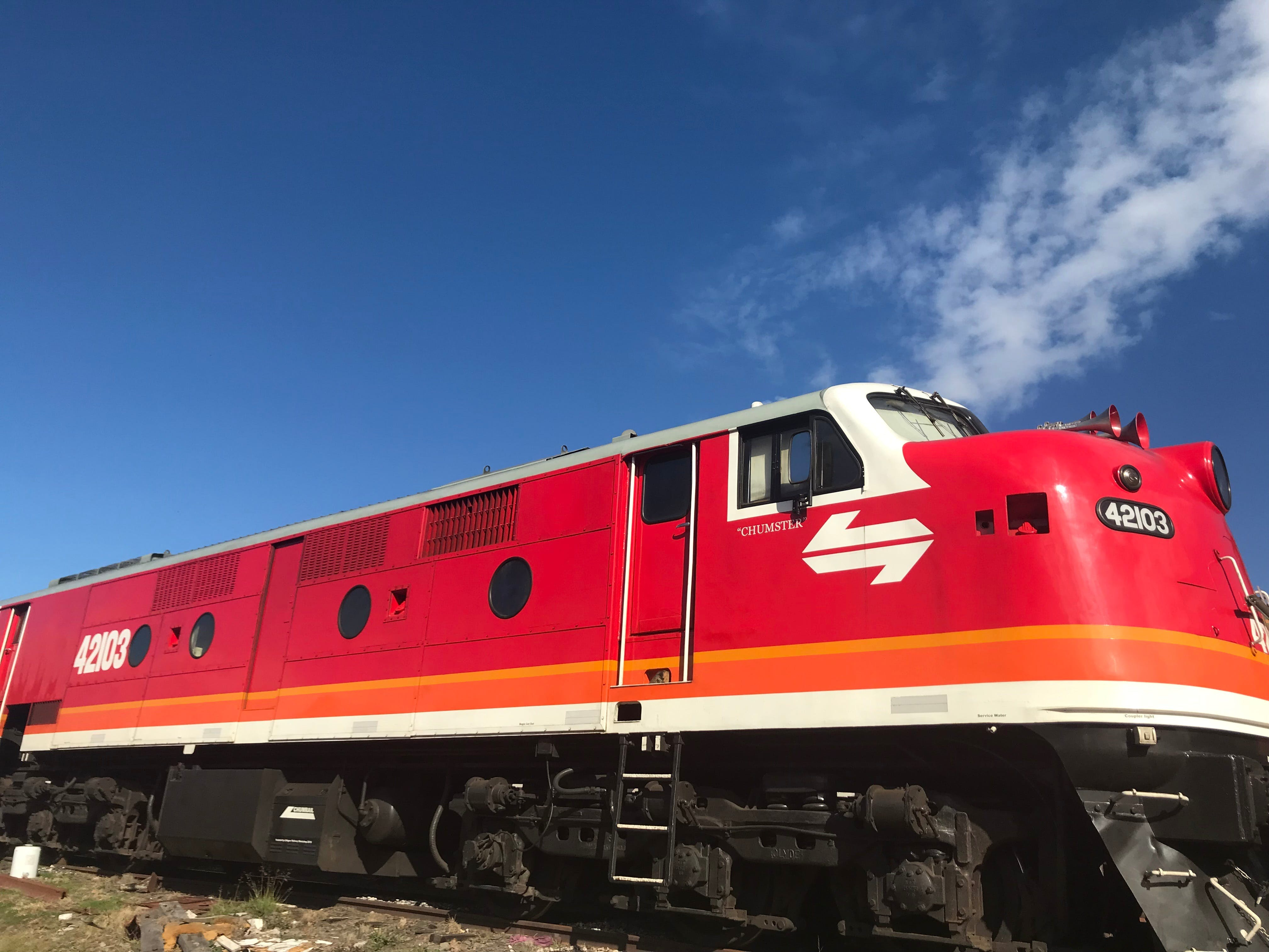 The New Englander Rail Experience - Palm Beach Accommodation