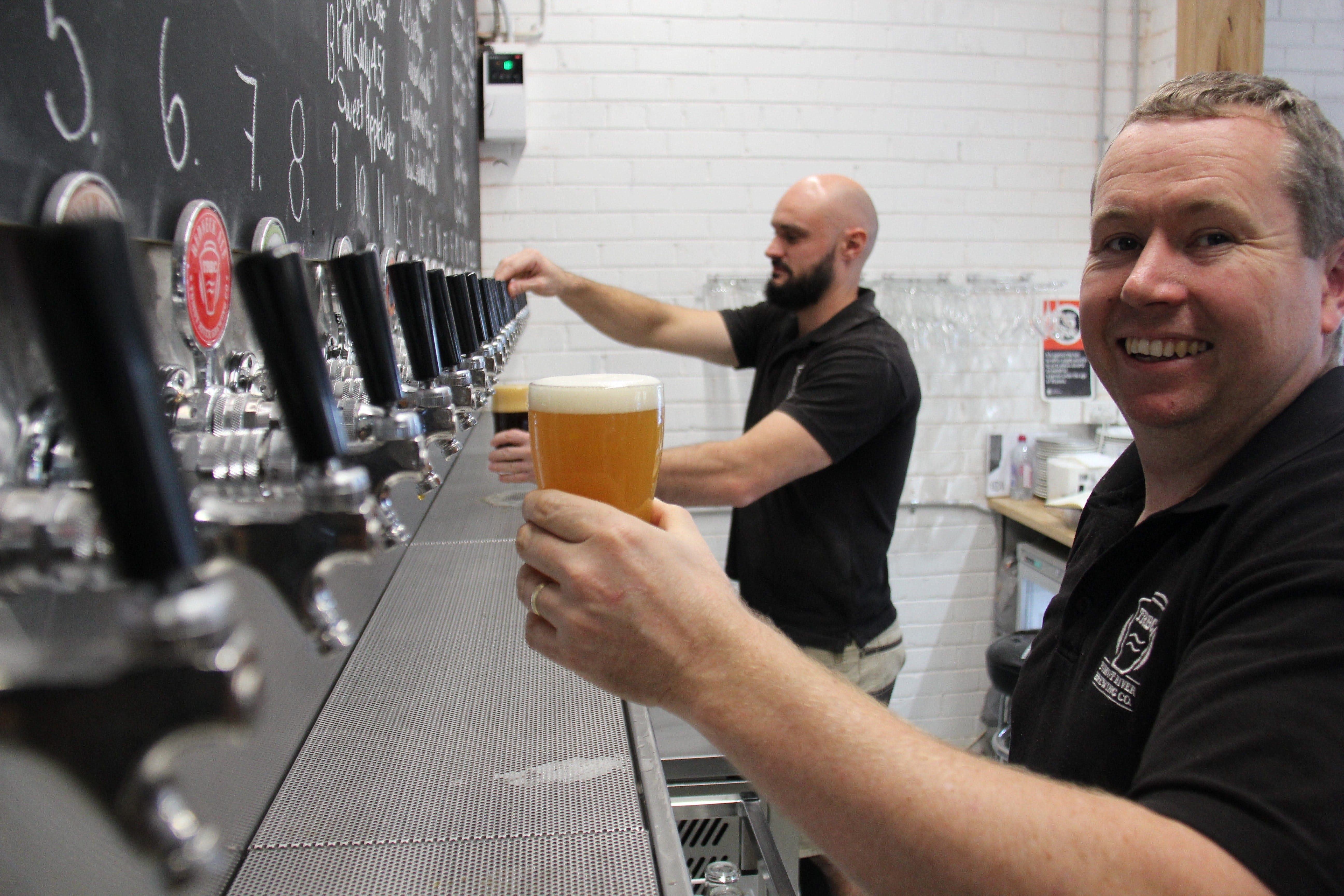 Tumut River Brewing - Brewery Tours - Palm Beach Accommodation