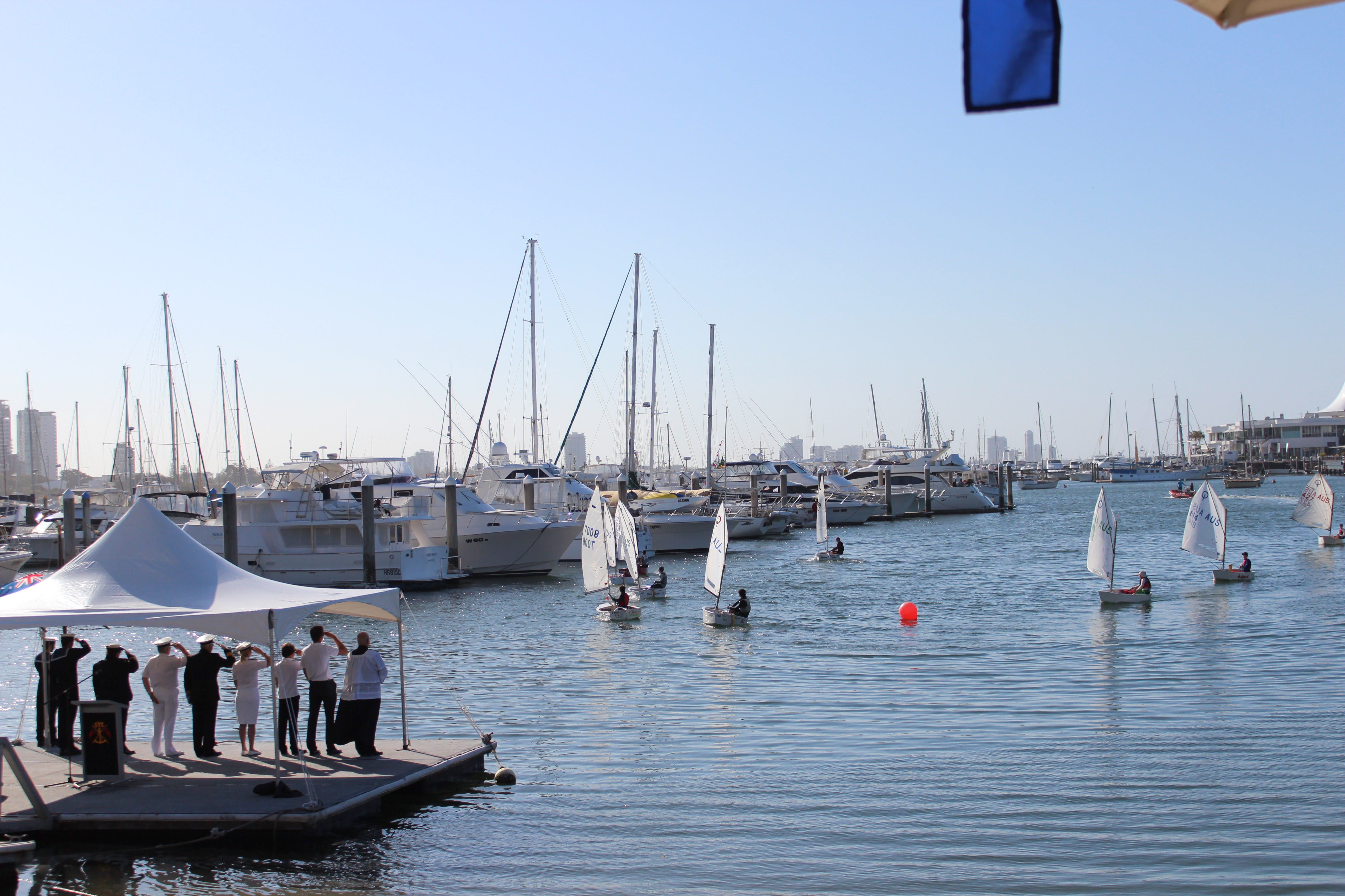 73rd Sail Past and Blessing of the Fleet - Palm Beach Accommodation