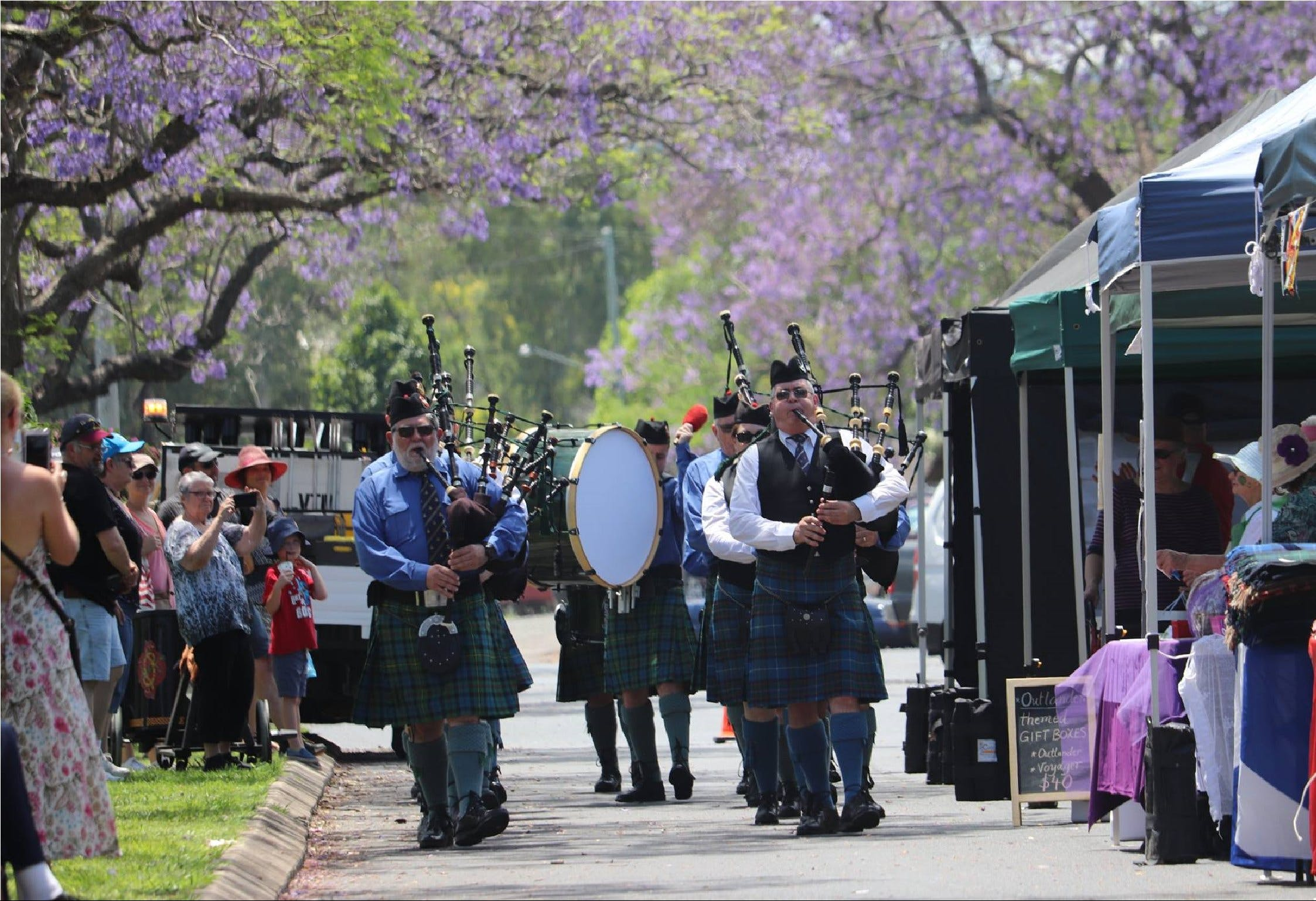 Celtic Festival of Queensland - Palm Beach Accommodation