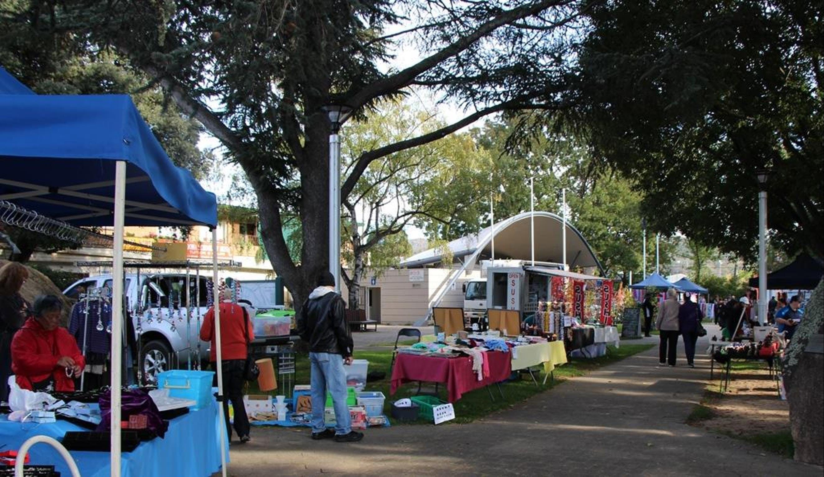 Cooma Rotary Markets - Palm Beach Accommodation