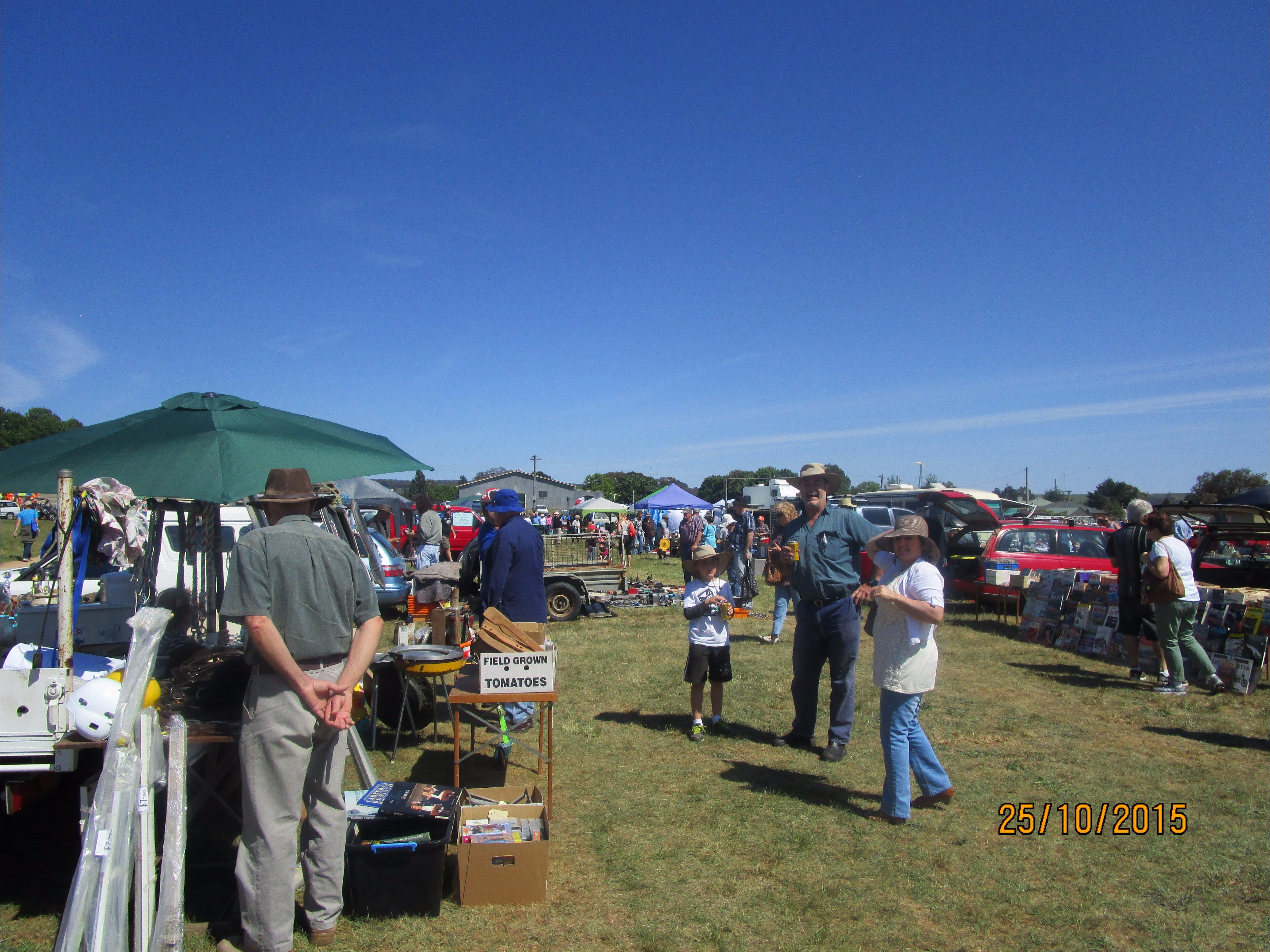 Crookwell Rotary Swap Meet and Market Day - Palm Beach Accommodation