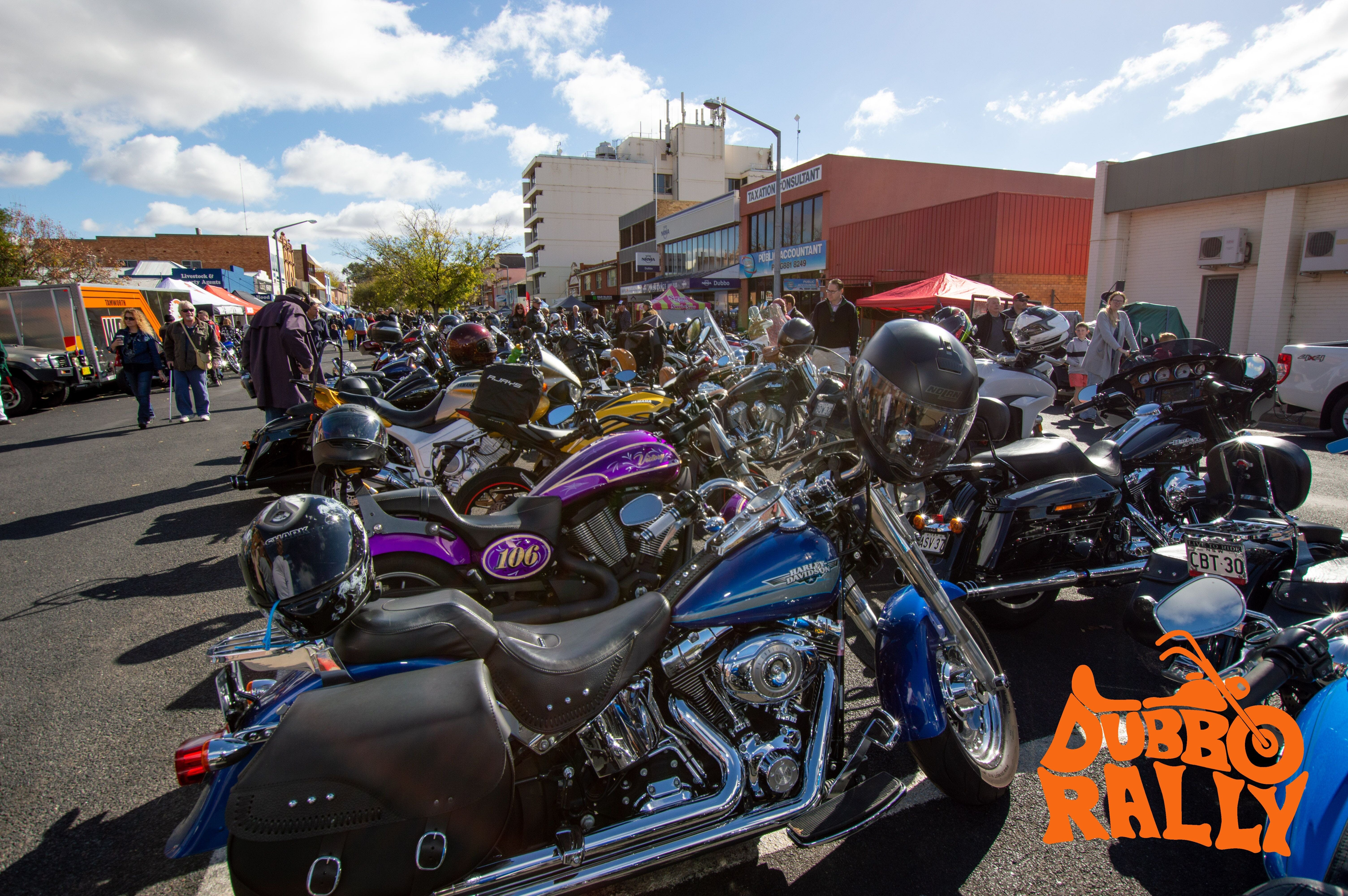 Dubbo Motor Bike Rally - Palm Beach Accommodation