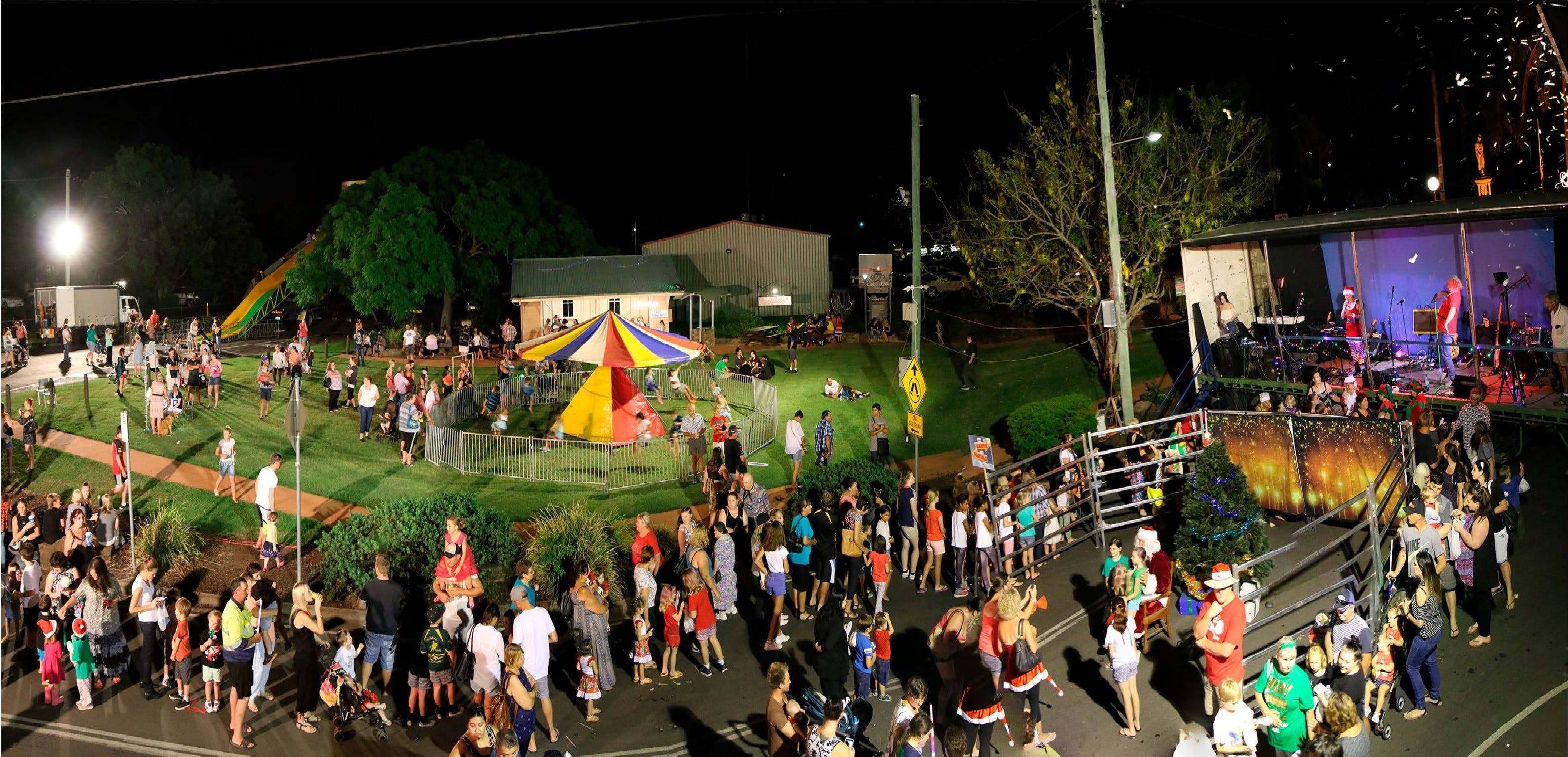 Forest Hill Christmas Festival - Palm Beach Accommodation