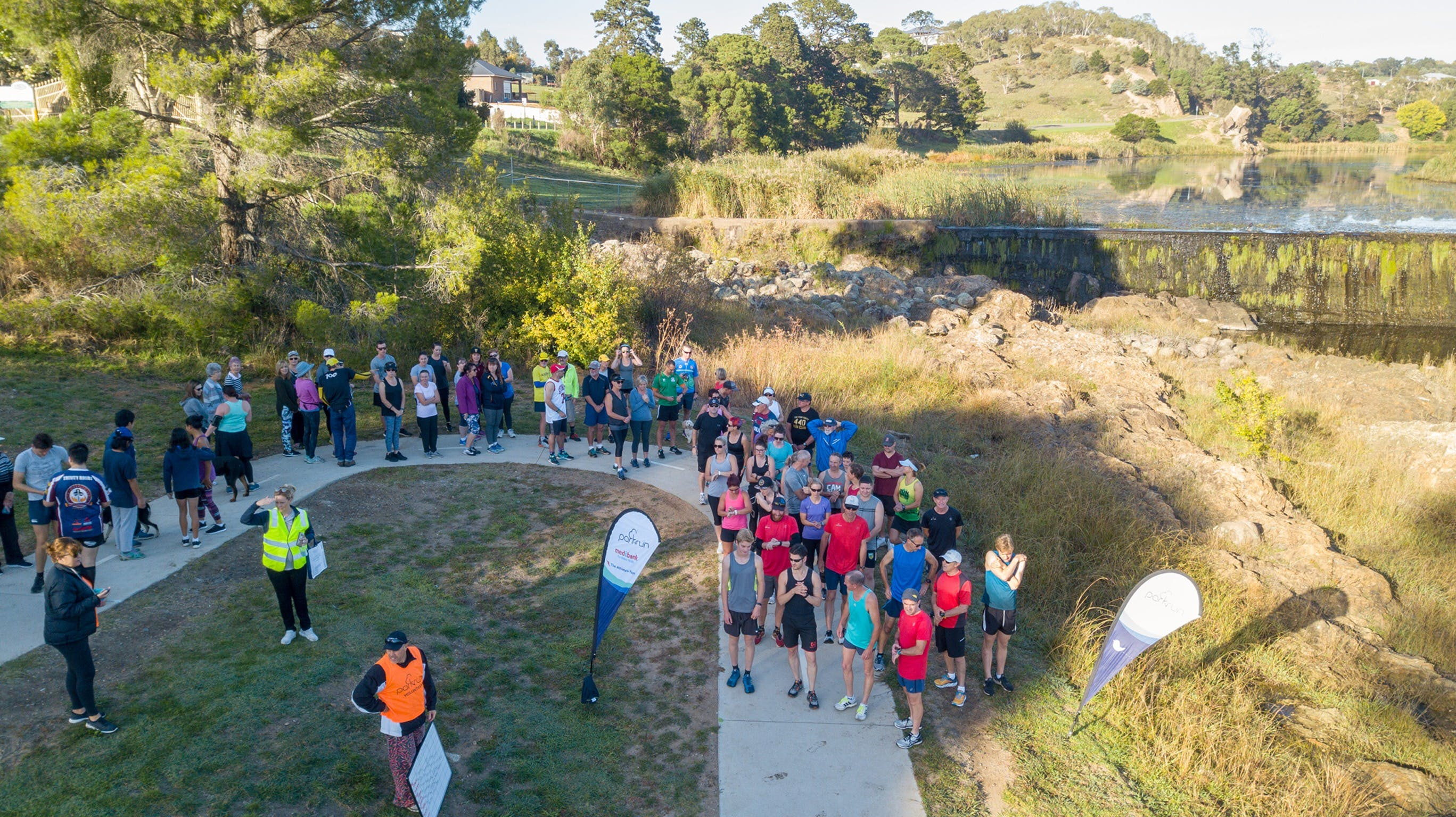 Goulburn Parkrun - Palm Beach Accommodation