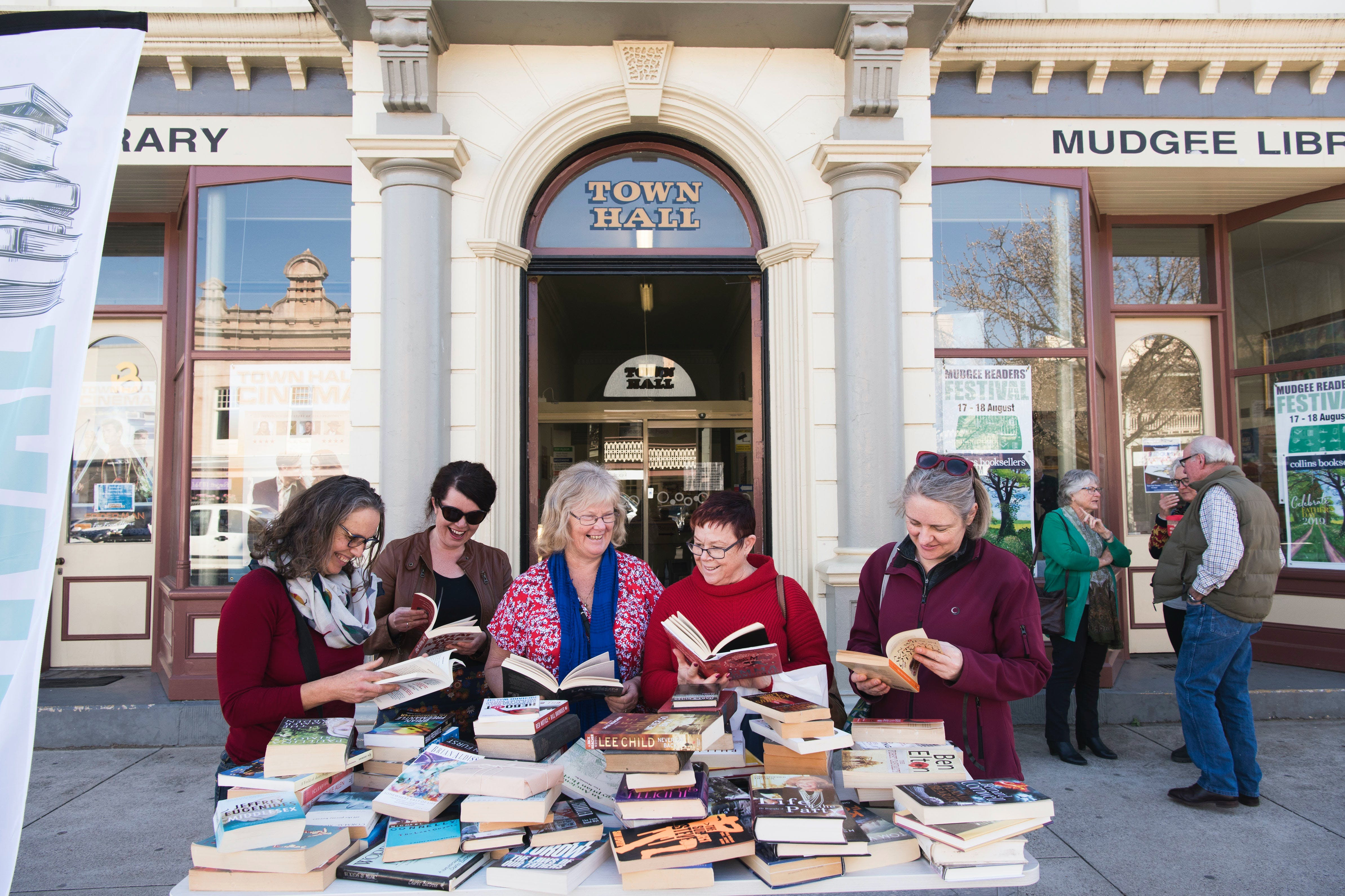 Mudgee Readers' Festival - Palm Beach Accommodation