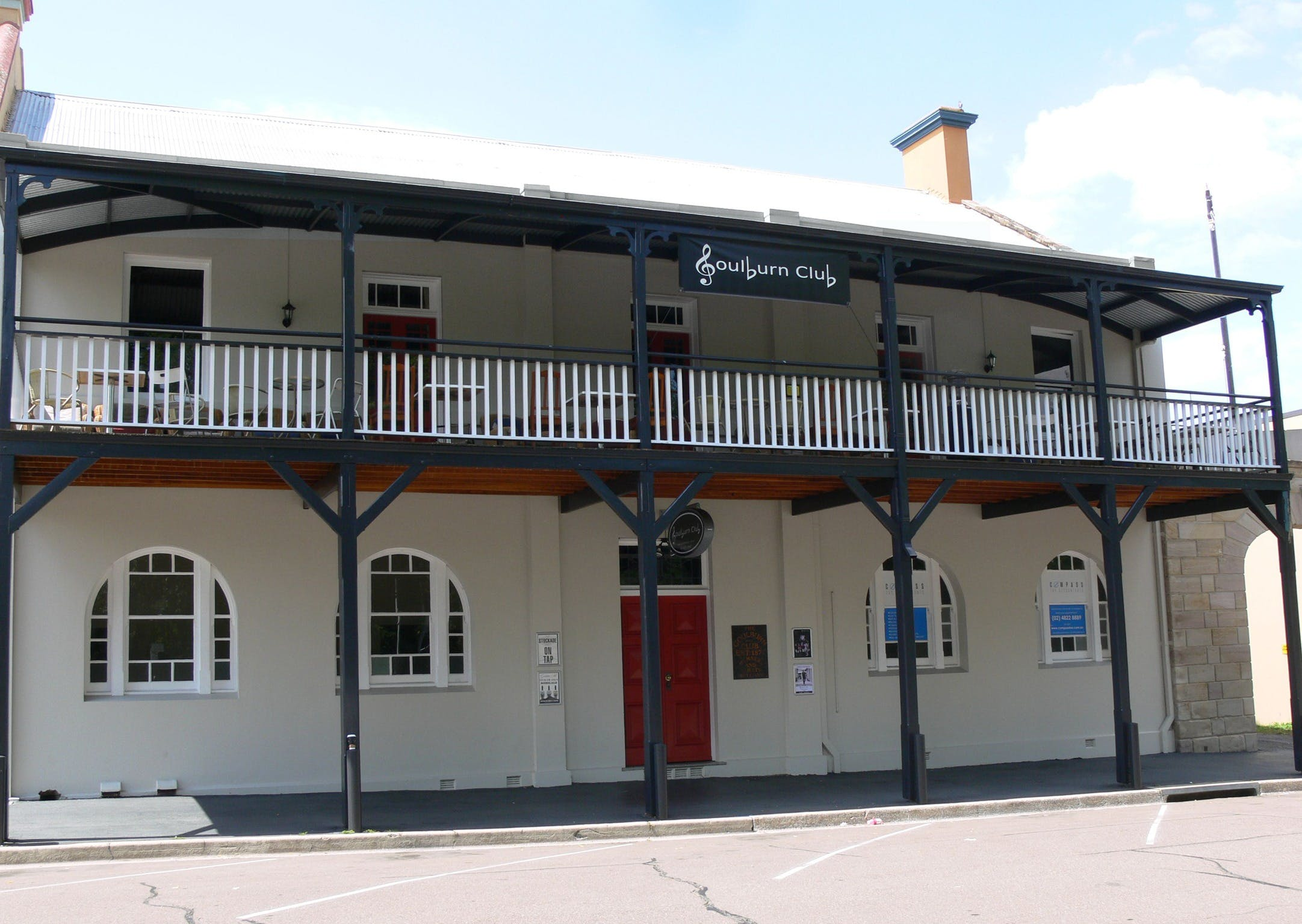 Open Mic Night at the Goulburn Club - Palm Beach Accommodation