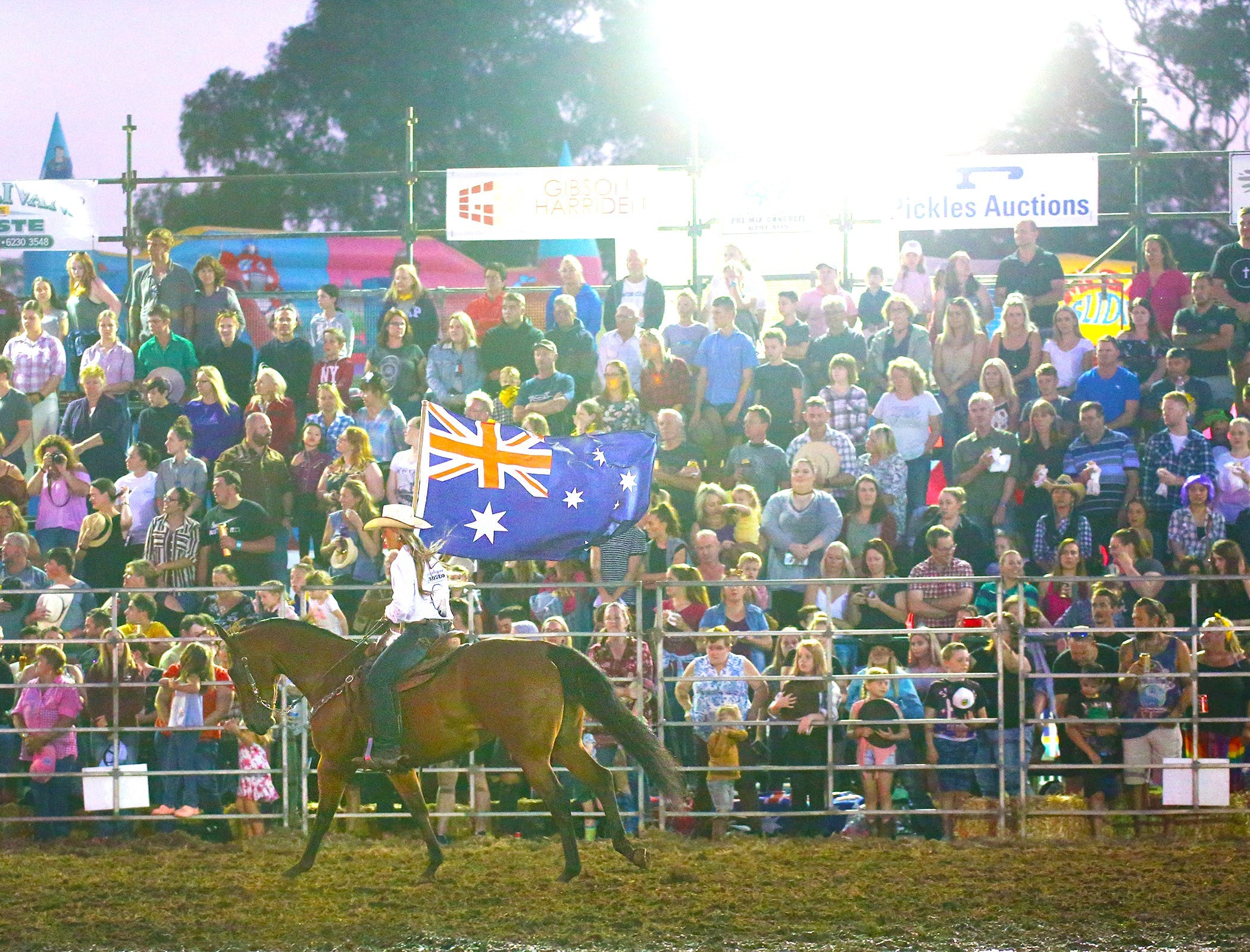 Patches Asphalt Queanbeyan Rodeo - Palm Beach Accommodation