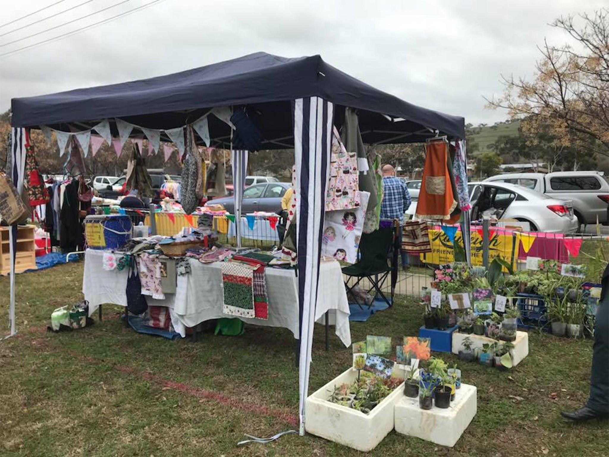 Perthville Village Fair - Palm Beach Accommodation