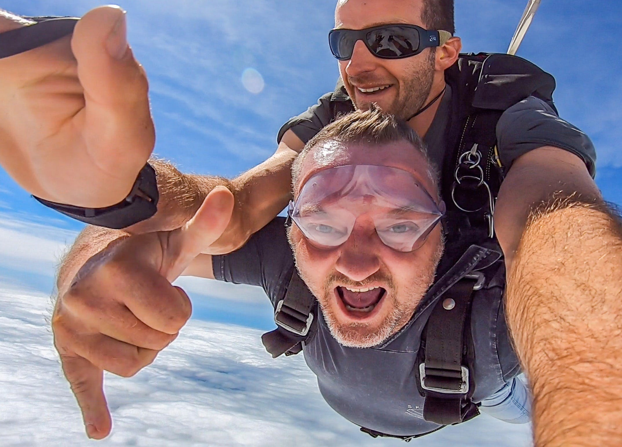 Skydive Bourke - Palm Beach Accommodation