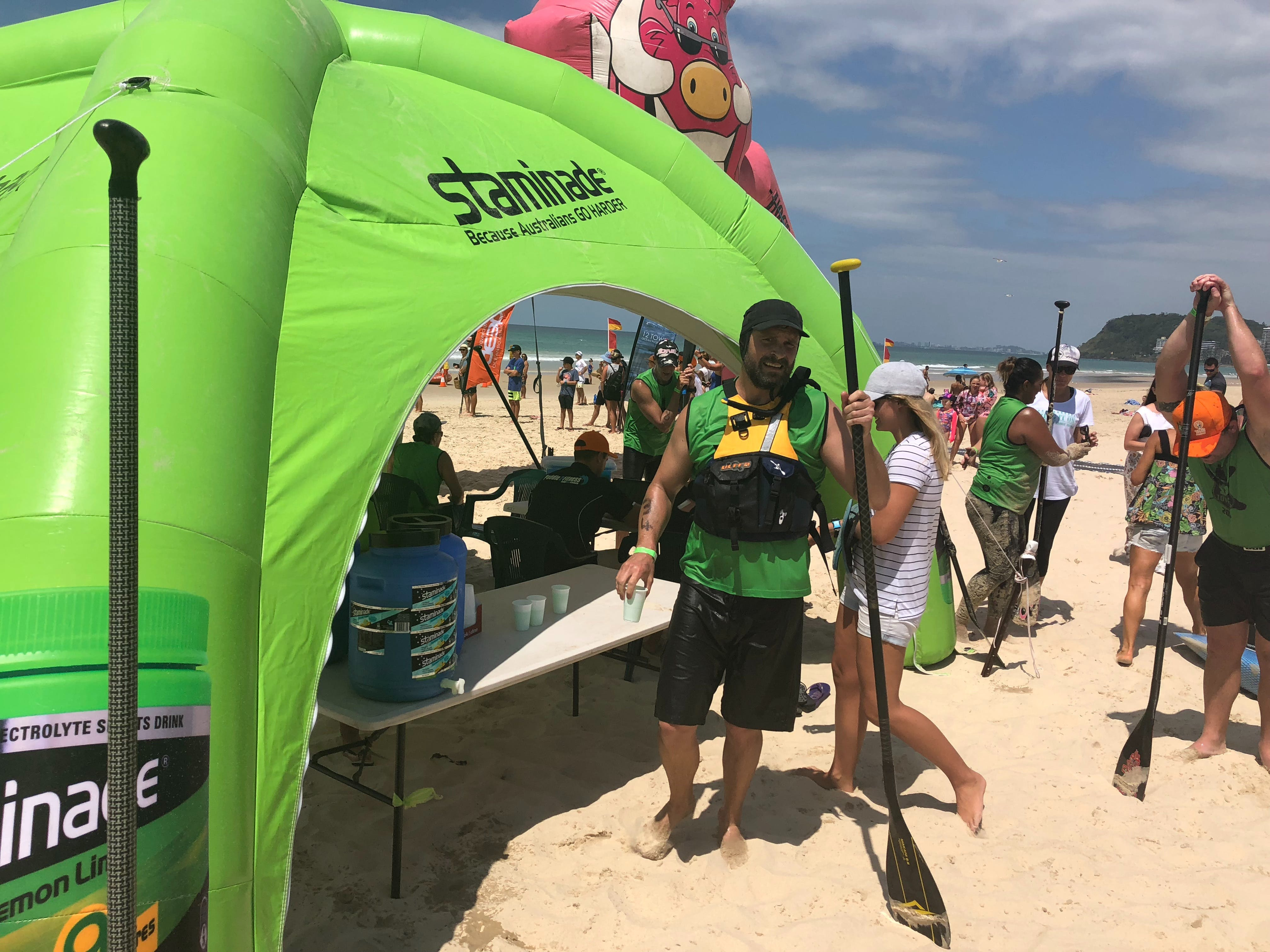12 Towers Ocean Paddle Race 2021 - Palm Beach Accommodation