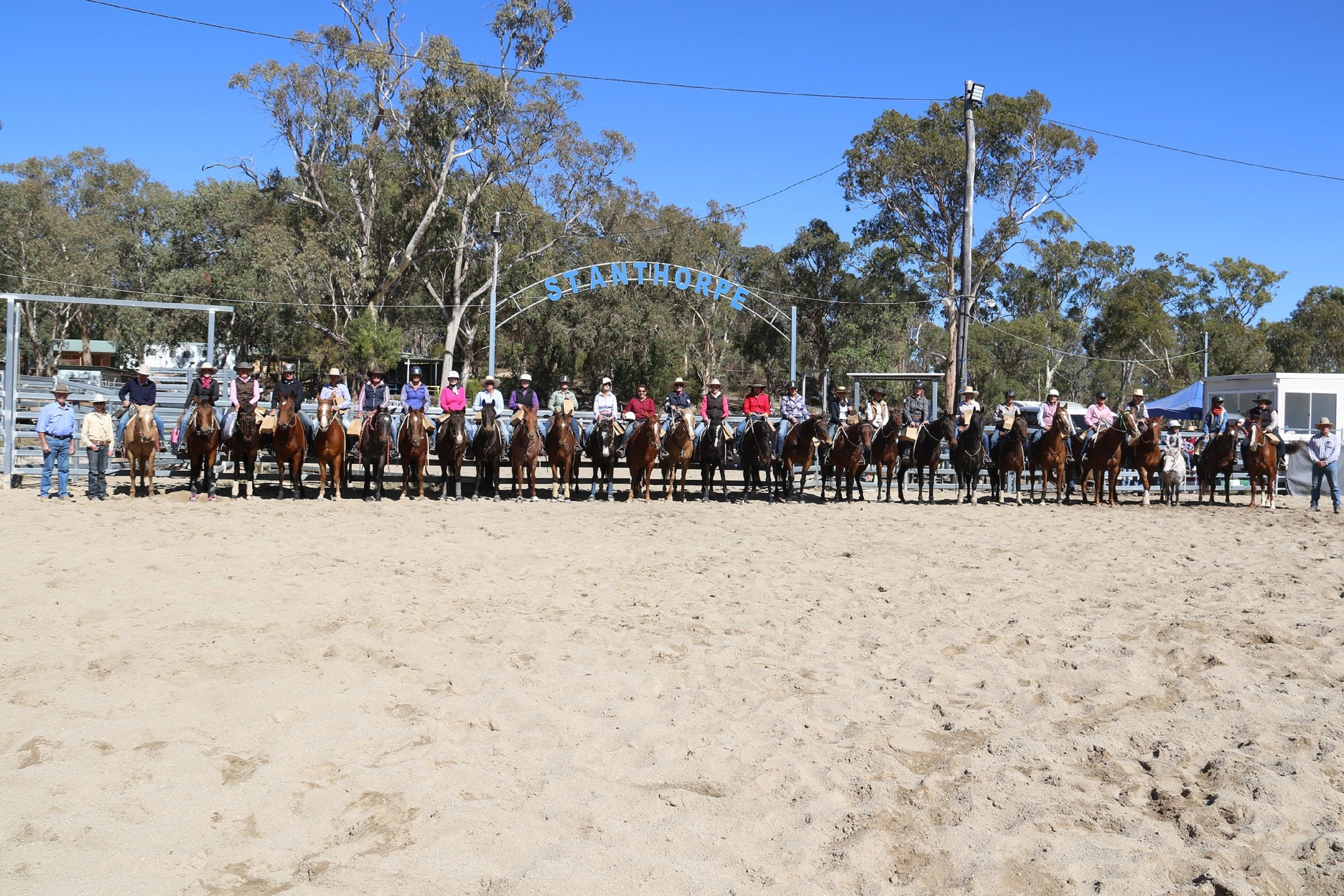 Australian Campdraft Association National Finals Campdraft 2021 - Palm Beach Accommodation