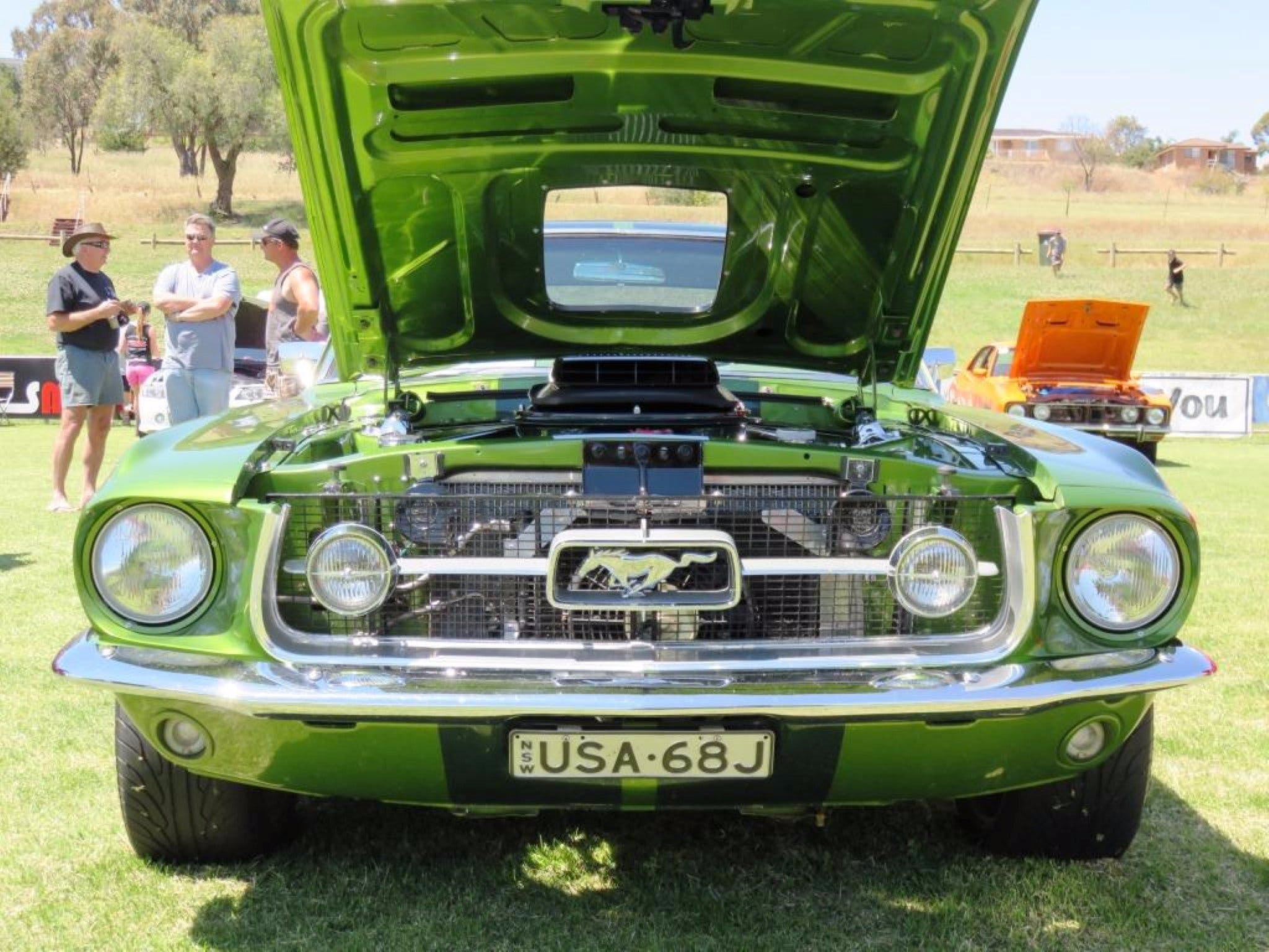Central West Car Club Charity Show and Shine - Palm Beach Accommodation