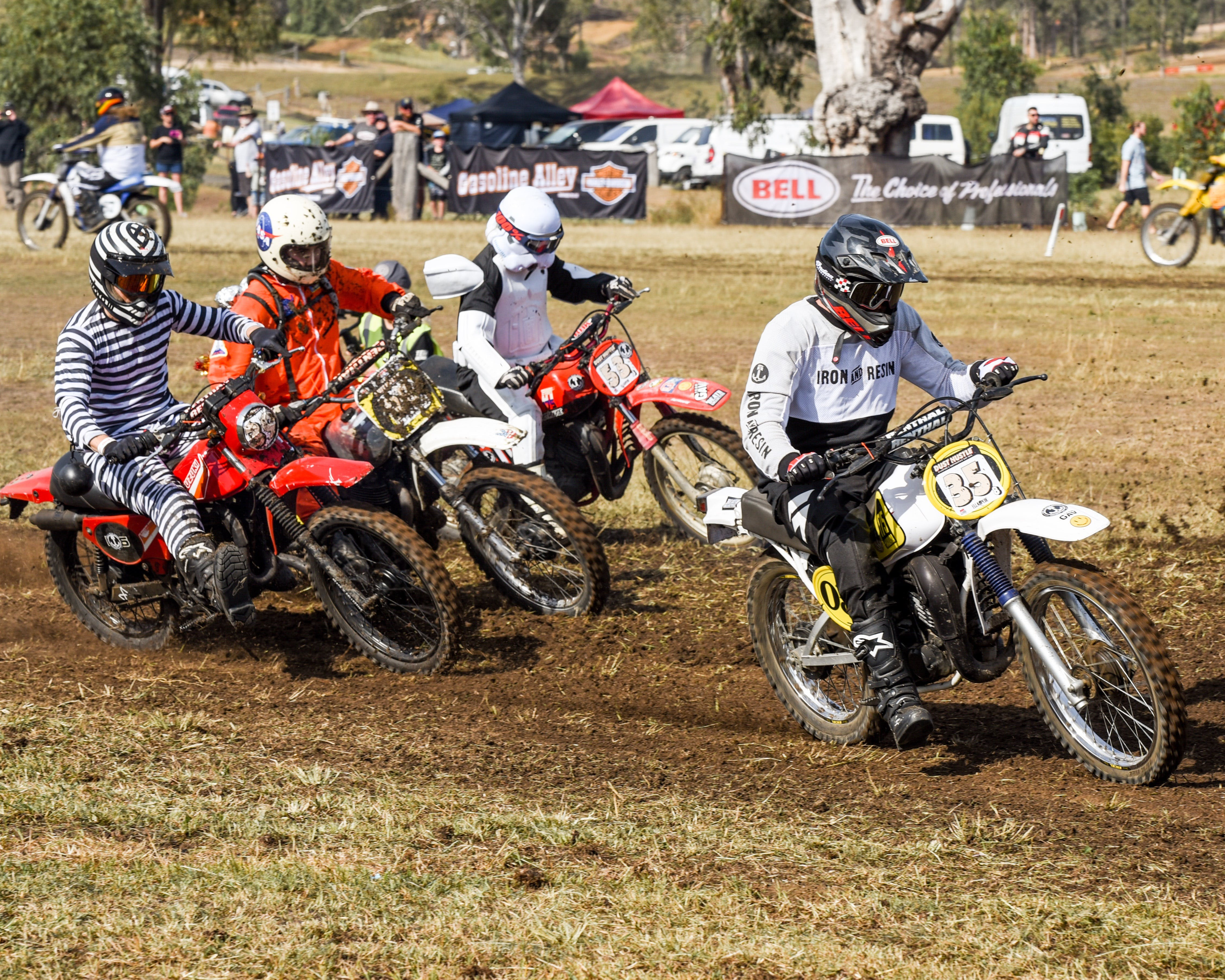 Dust Hustle Queensland Moto Park - Palm Beach Accommodation