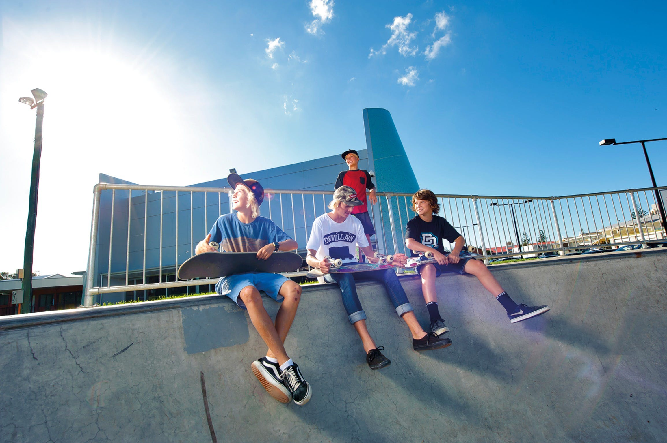 Fair Go Skate Comp - Palm Beach Accommodation