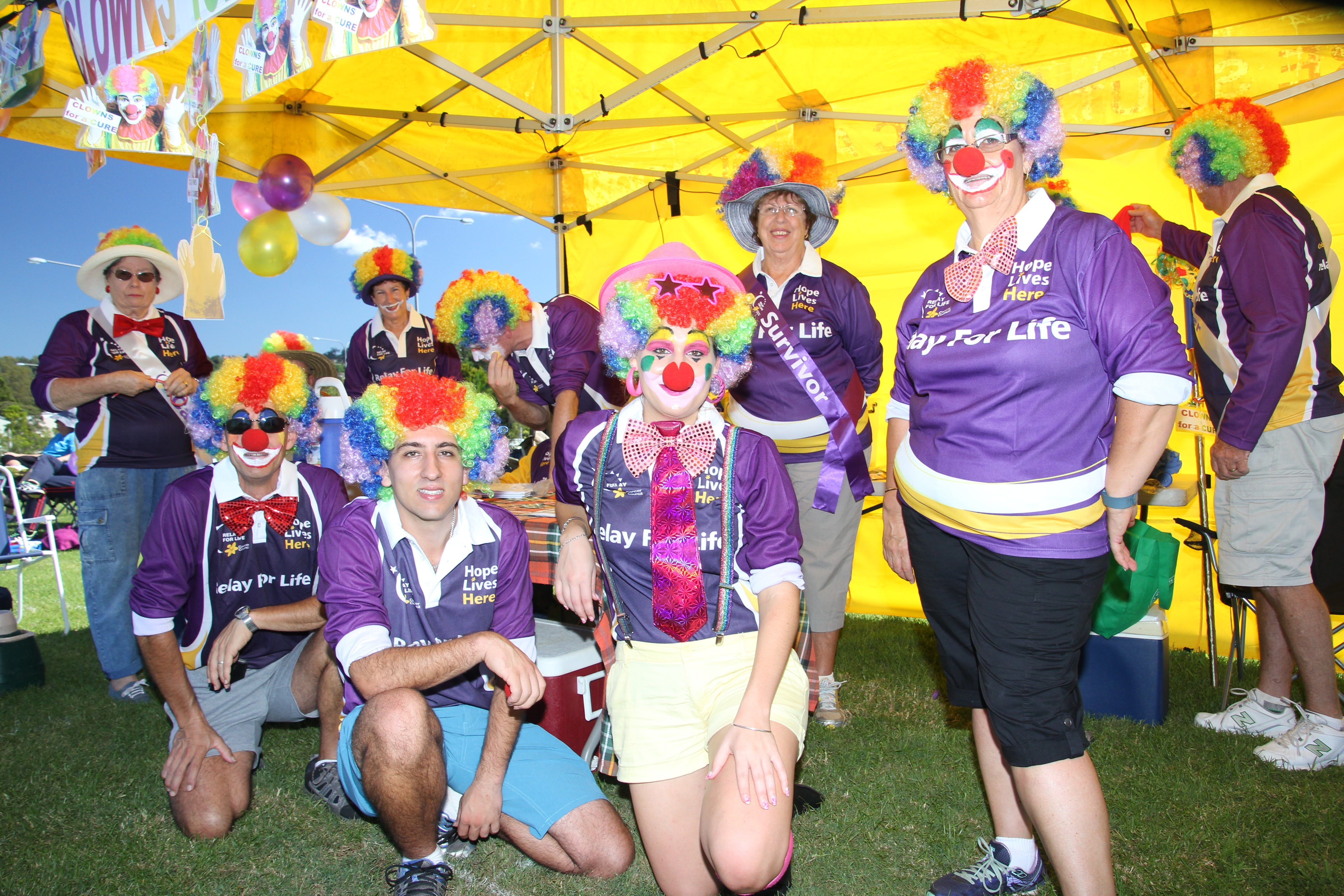 Grafton Relay for Life - NSW Cancer Council - Palm Beach Accommodation