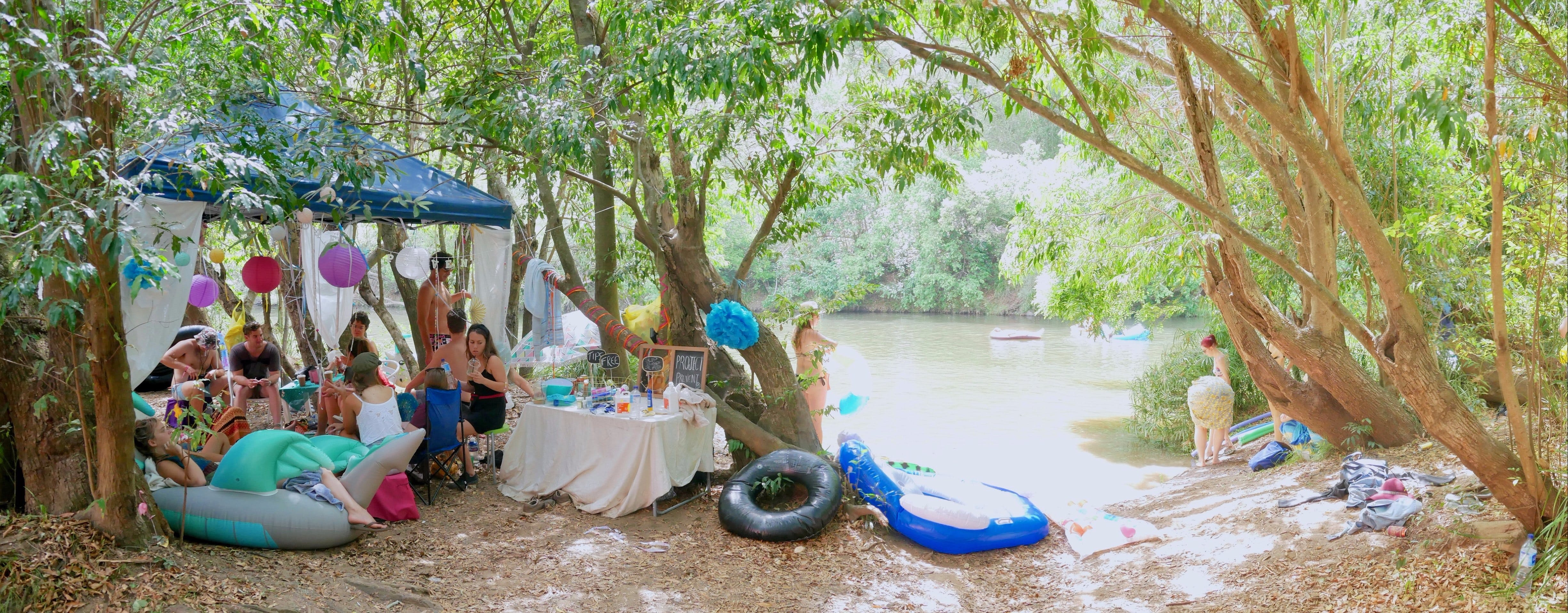 Jungle Love Festival - Palm Beach Accommodation