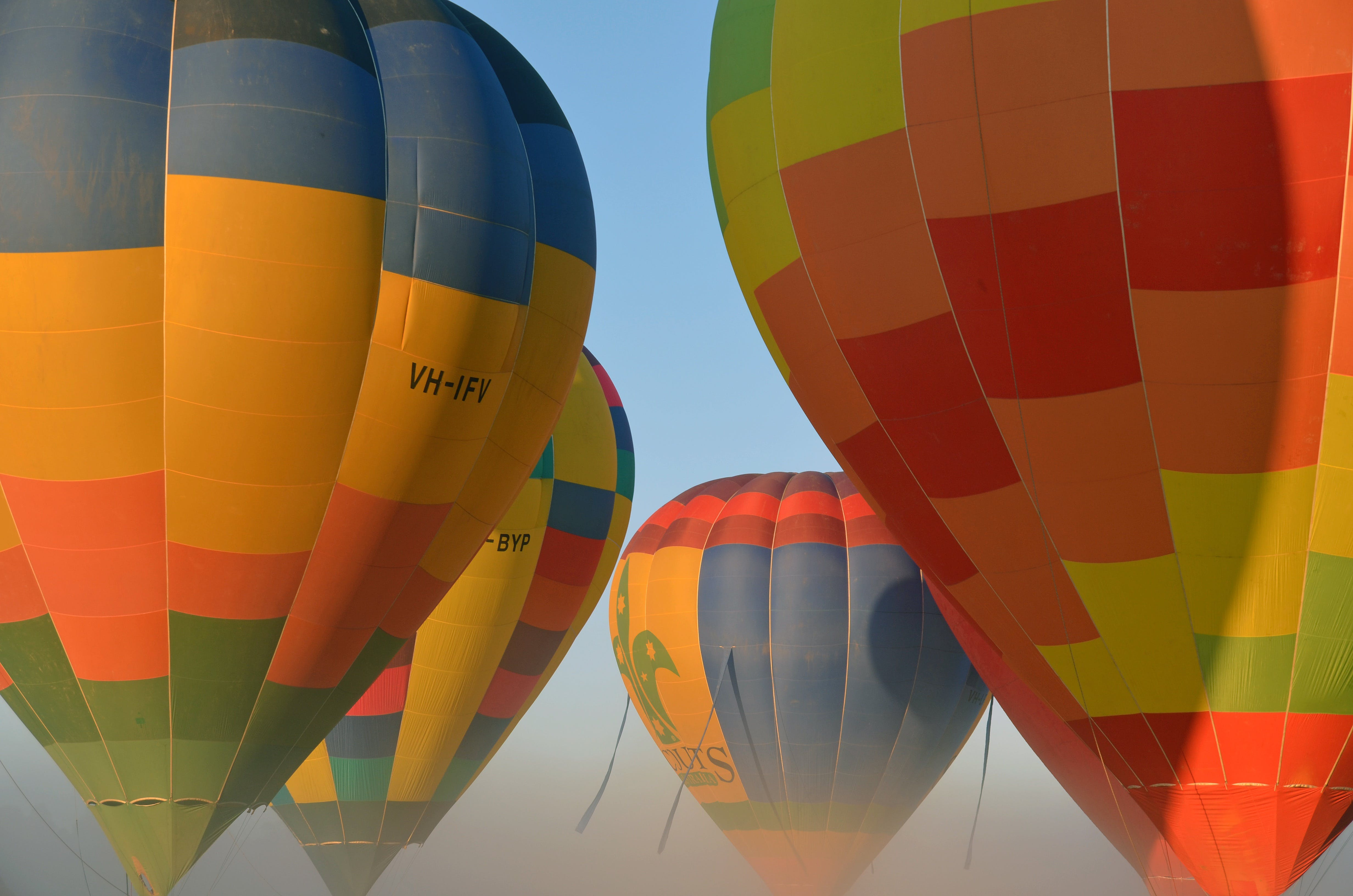 King Valley Balloon Festival - Palm Beach Accommodation