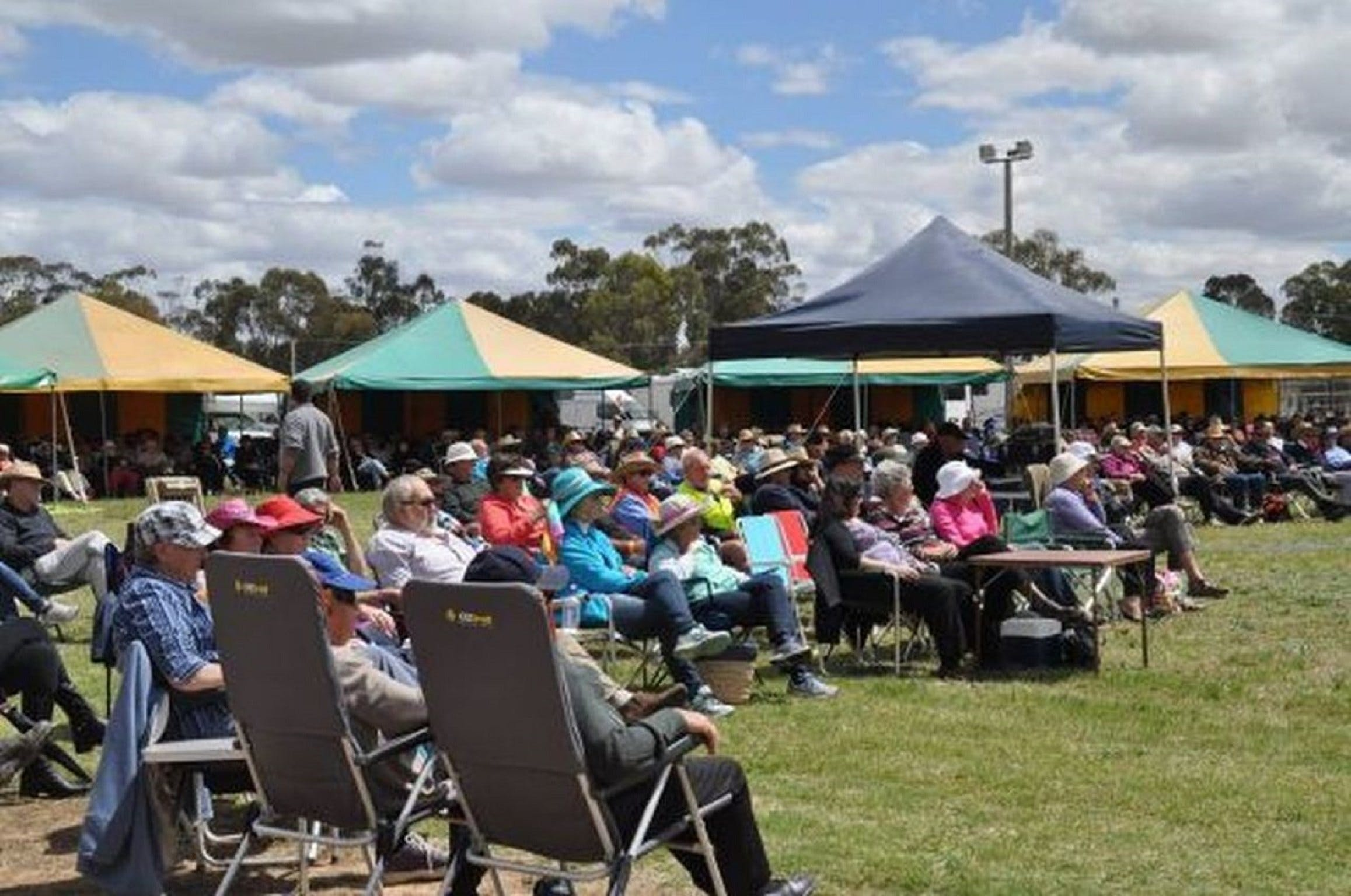 Kyabram RV Country Music Corral - Palm Beach Accommodation