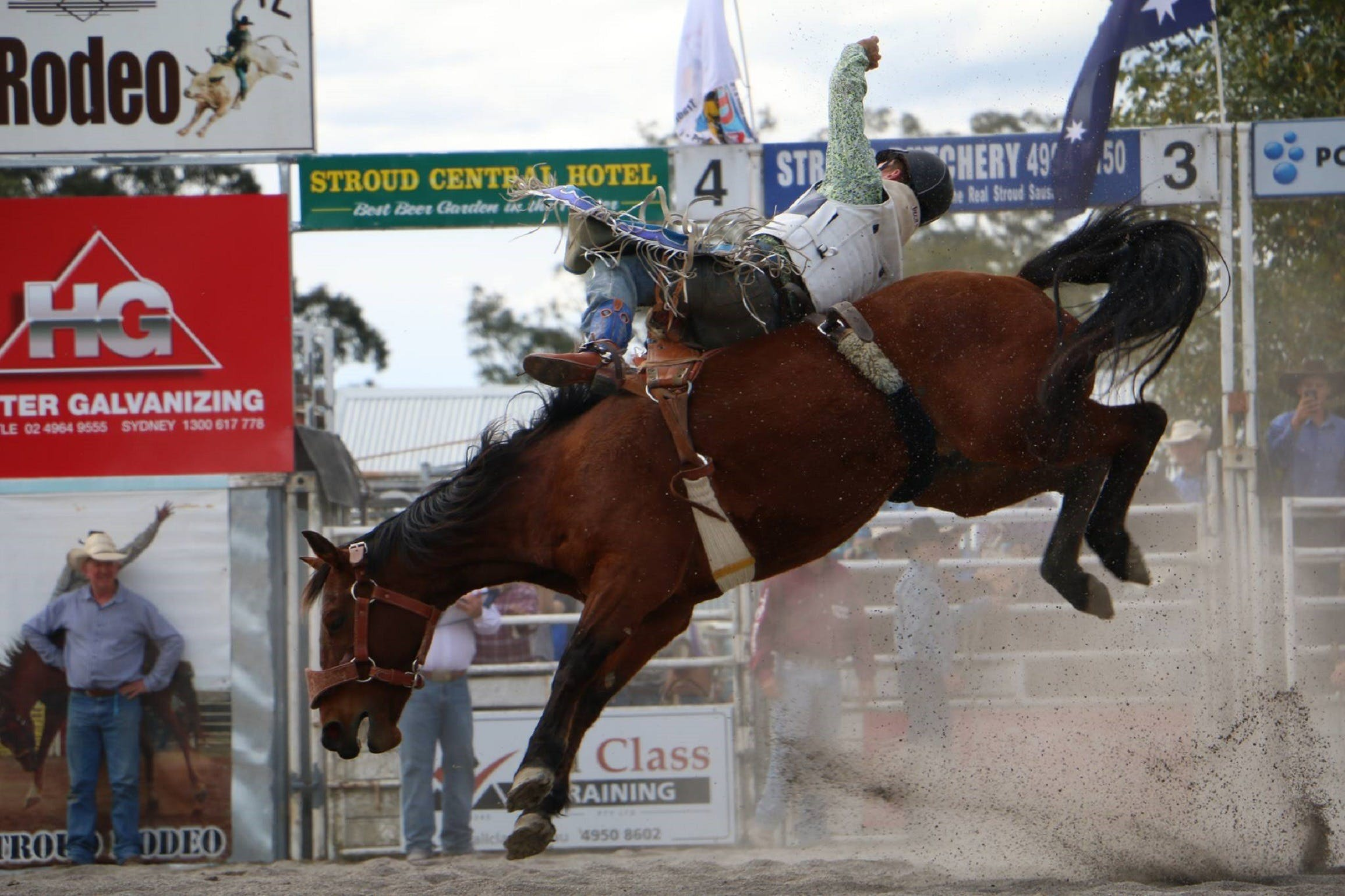 Stroud Rodeo and Campdraft - Palm Beach Accommodation