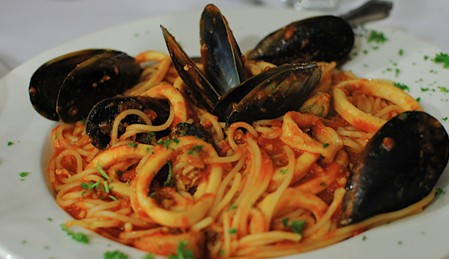 Napoli In Bocca Restaurant - Palm Beach Accommodation