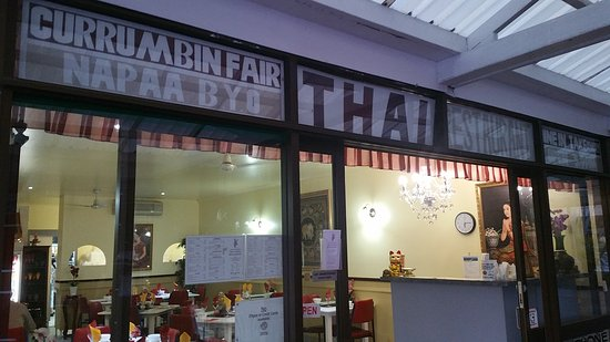 Currumbin Fair Thai Restaurant - Palm Beach Accommodation
