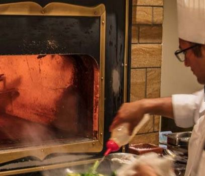 The Fireplace Restaurant - Palm Beach Accommodation