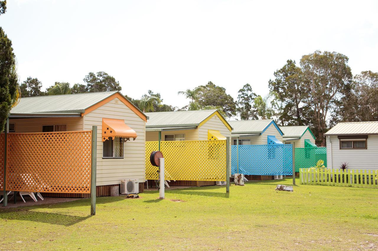 Rainbow Beach Holiday Park - Palm Beach Accommodation