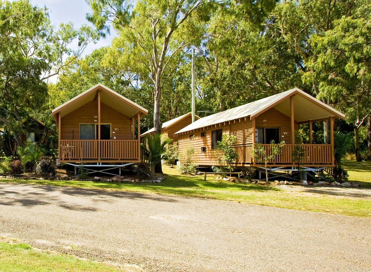 Captain Cook Holiday Village 1770 - Palm Beach Accommodation