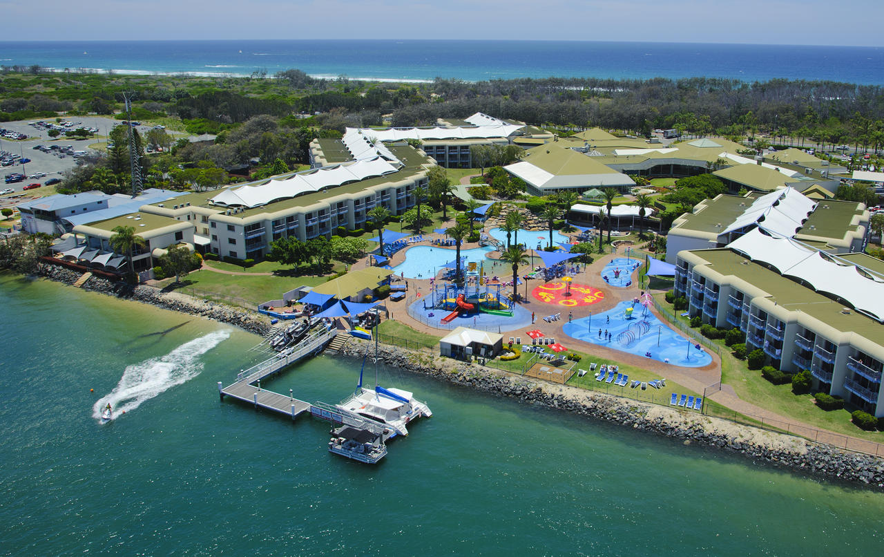 Sea World Resort  Water Park - Palm Beach Accommodation