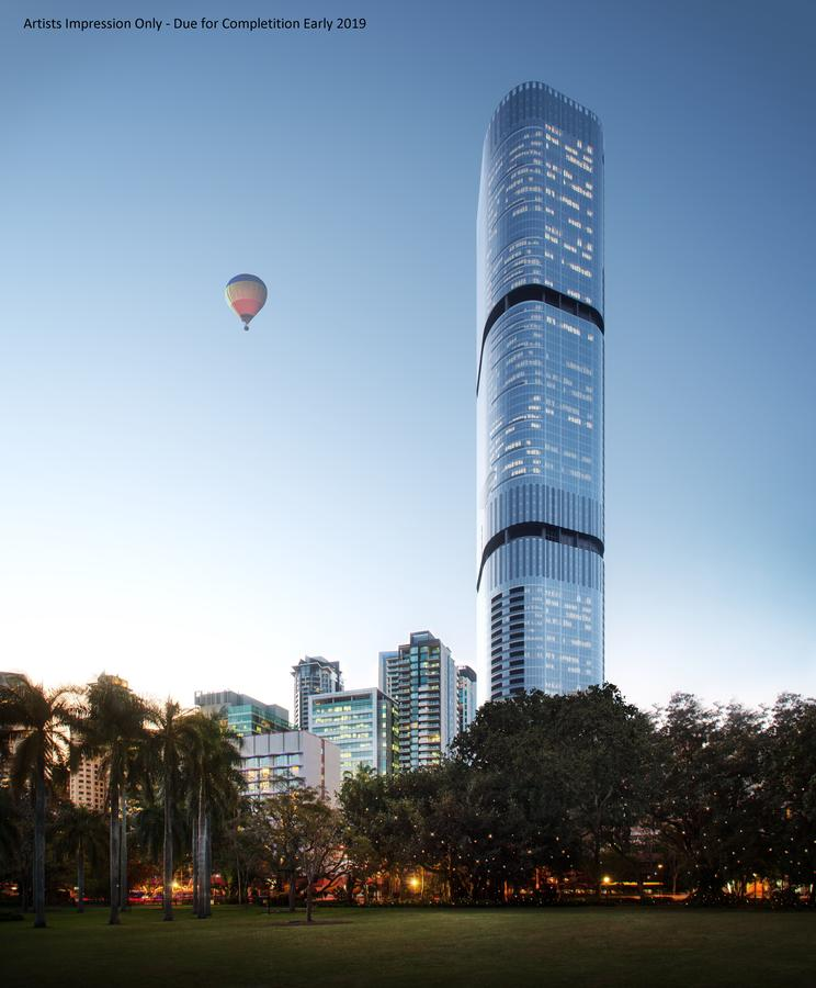 Arise Brisbane Skytower - Palm Beach Accommodation