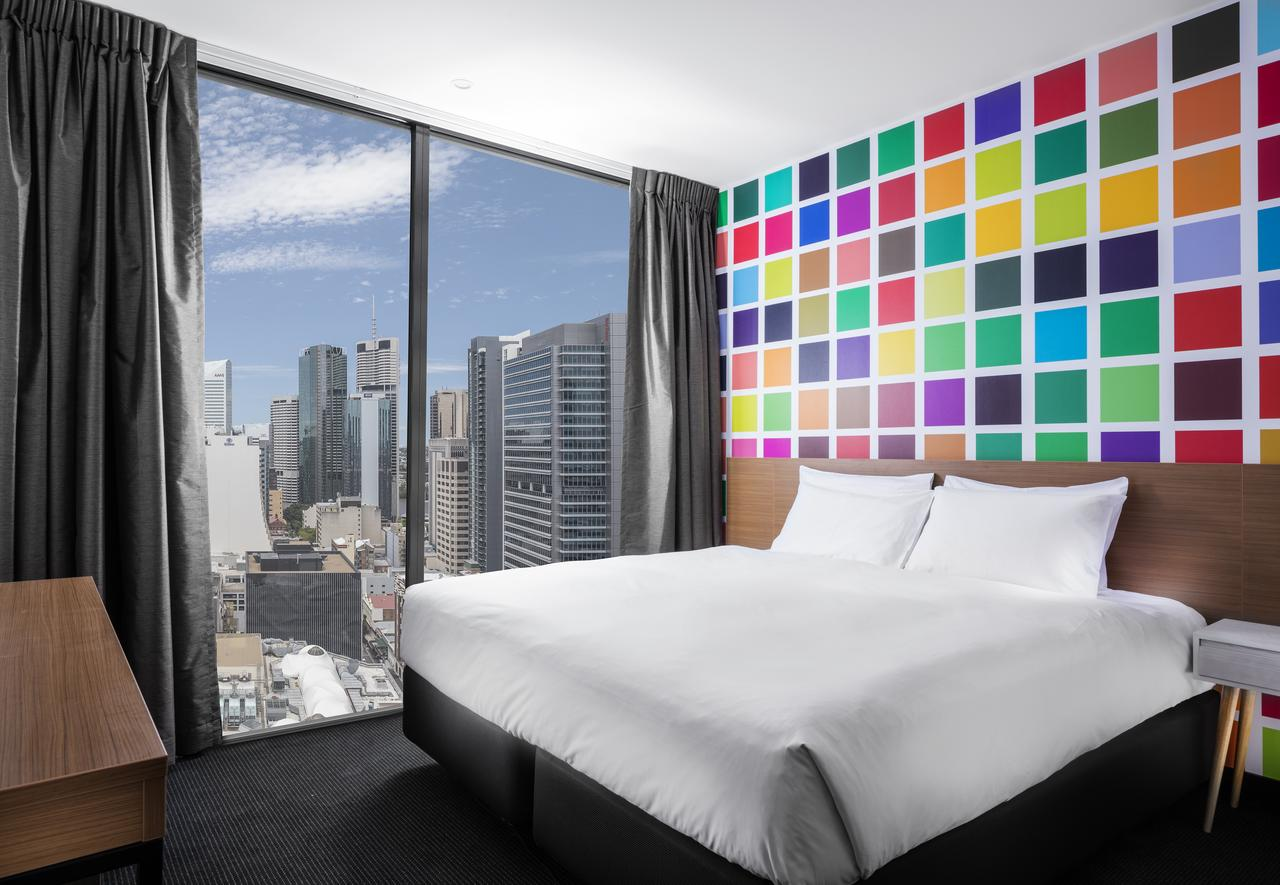 Ibis Styles Brisbane Elizabeth Street - Palm Beach Accommodation