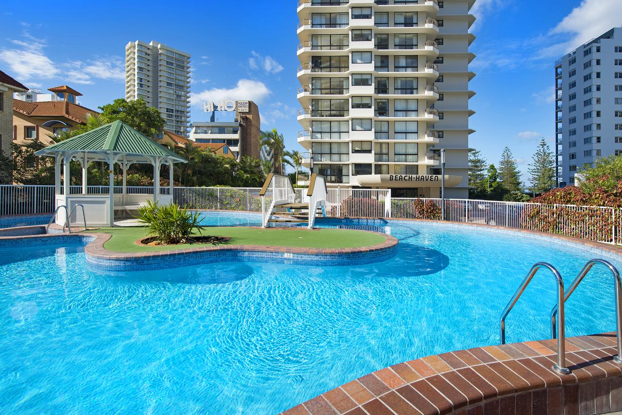 ULTIQA Beach Haven on Broadbeach - Palm Beach Accommodation