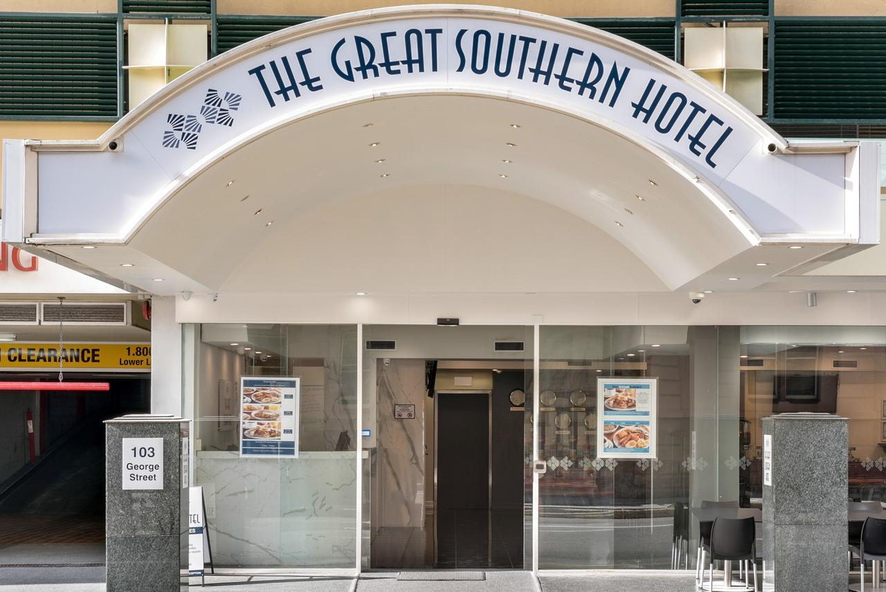 Great Southern Hotel Brisbane - Palm Beach Accommodation
