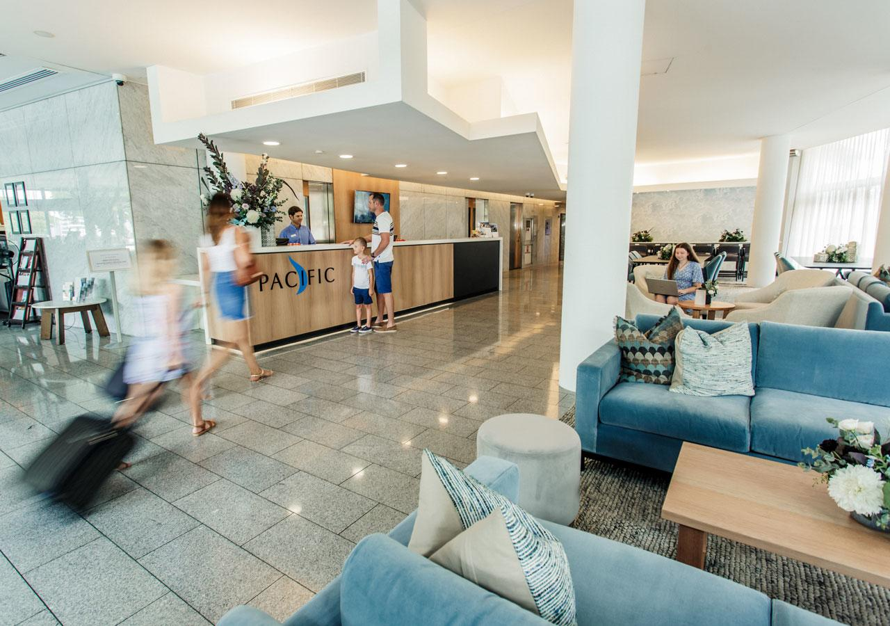 Pacific Hotel Brisbane - Palm Beach Accommodation