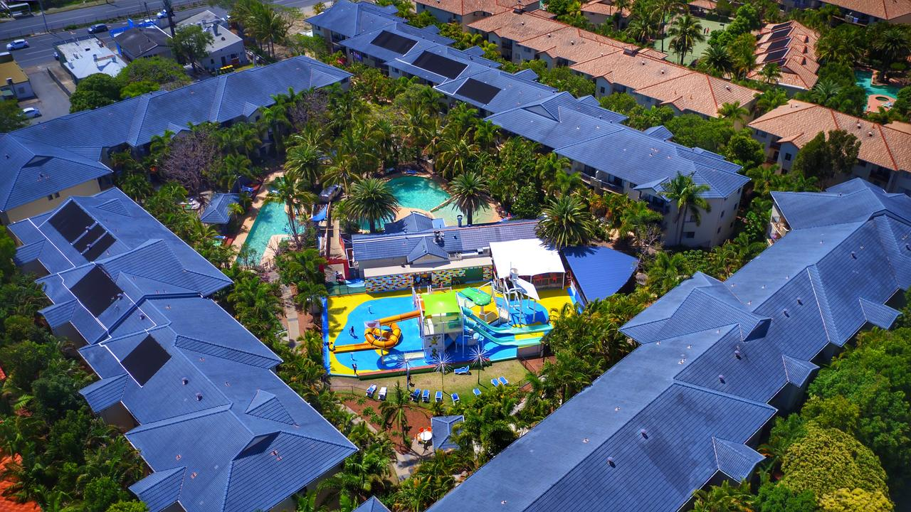 Turtle Beach Resort - Palm Beach Accommodation